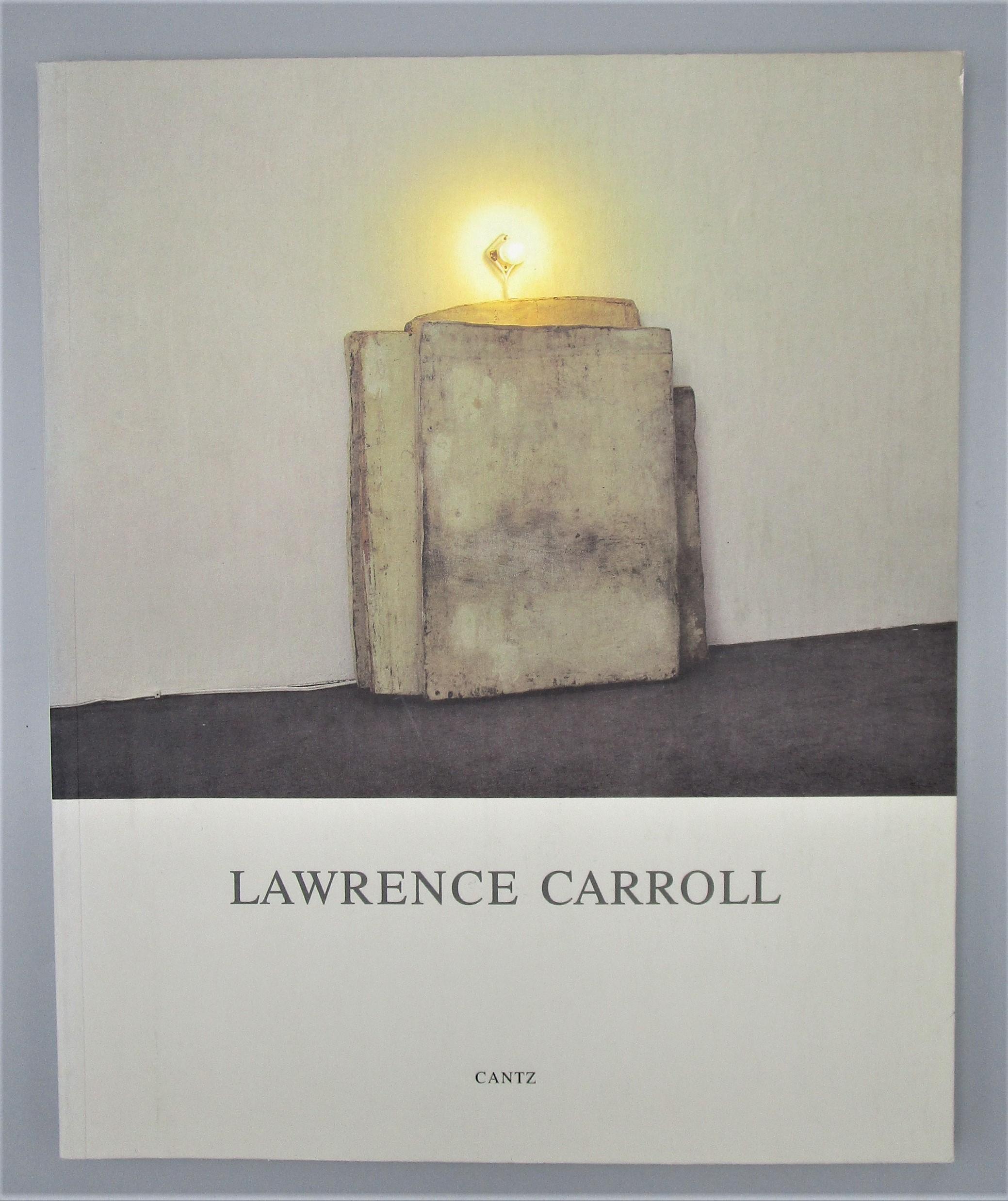 LAWRENCE CARROLL, by Richard Milazzo - 1998