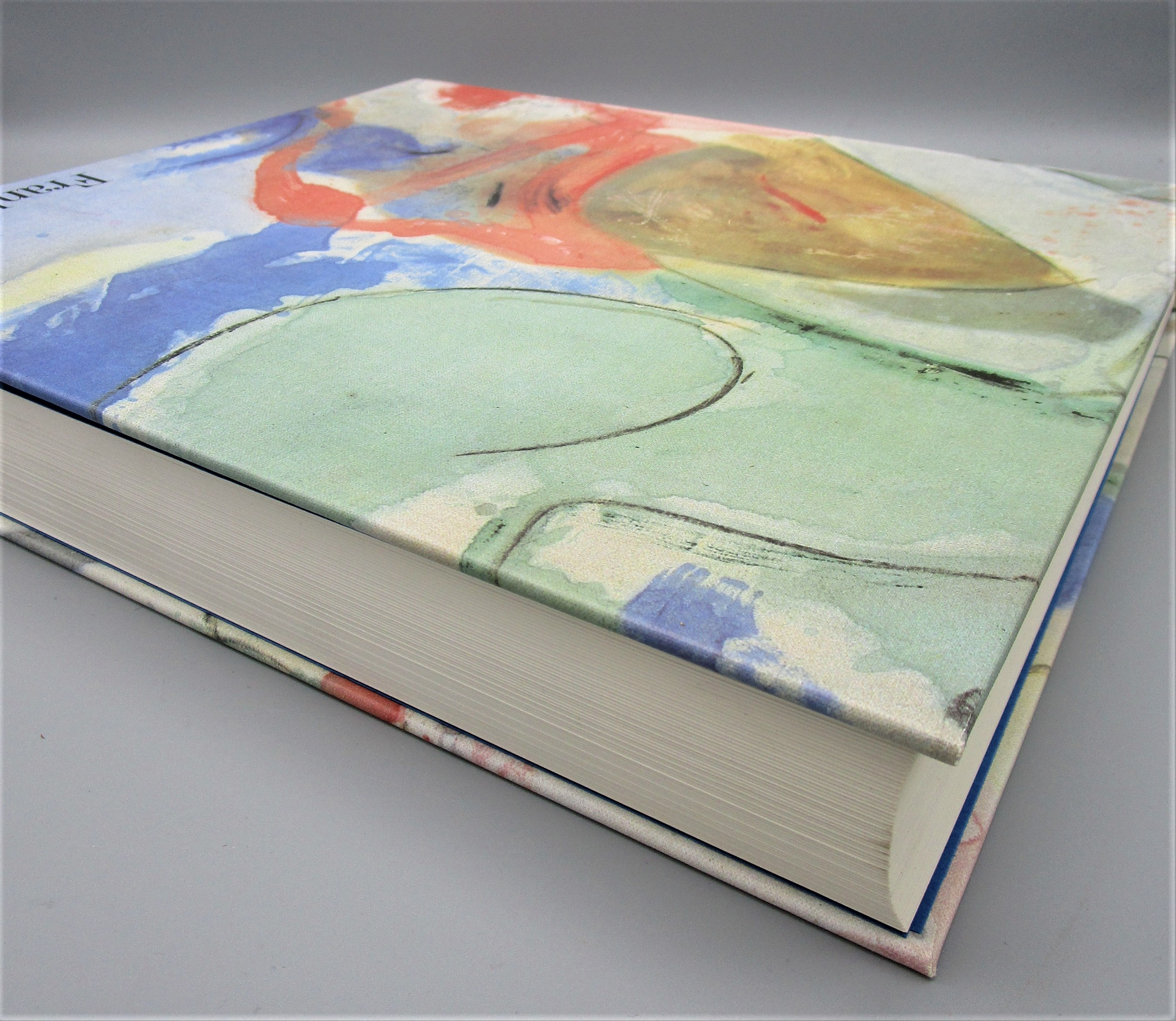 FRANKENTHALER, by John Elderfield - 1989
