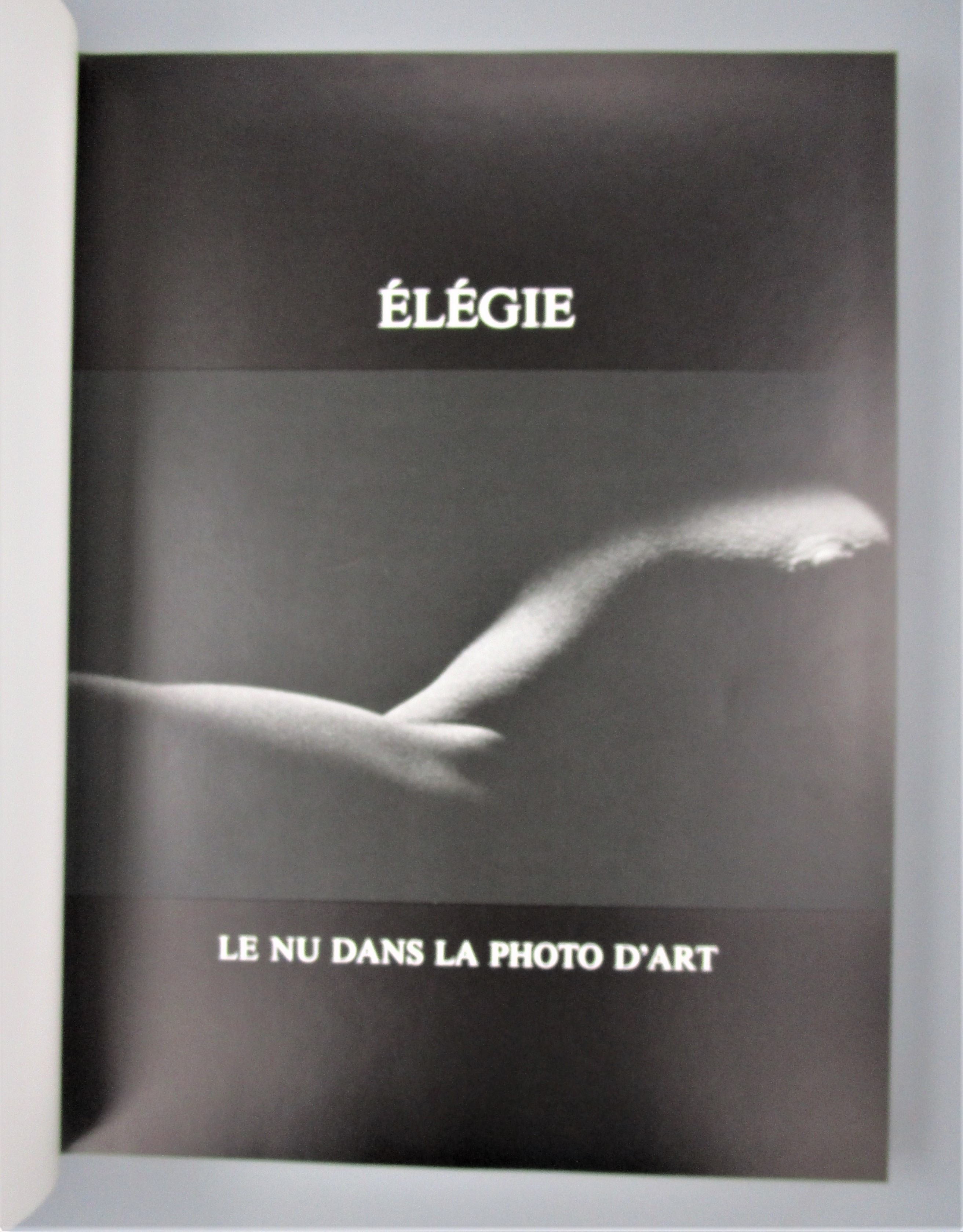 ELEGIE LE NU DANS LA PHOTO D'ART, by Alexandre Lavrentiev - 1992