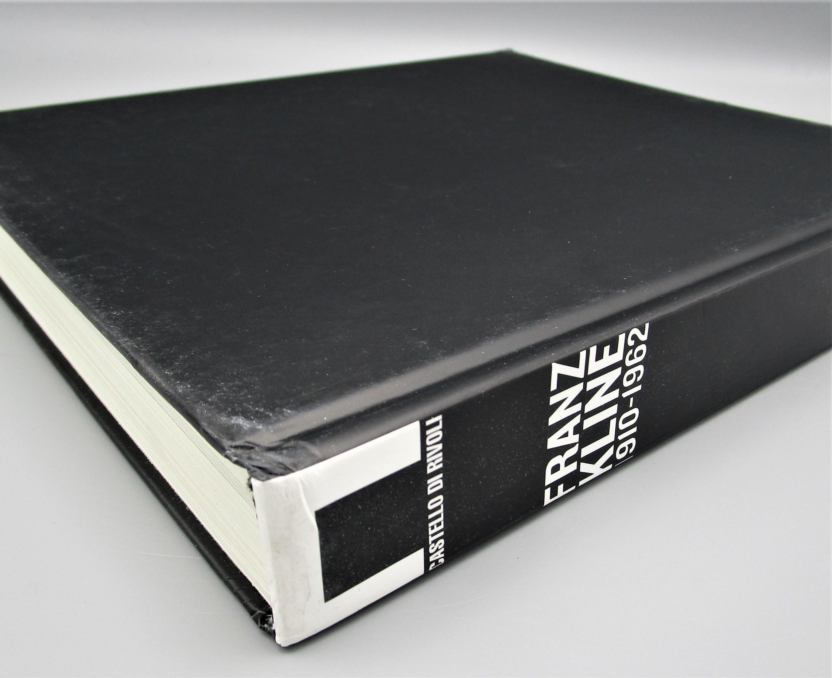 FRANZ KLINE / 1910 - 1962, by Carolyn Christov-Bakargiev - 2004 [1st ED]