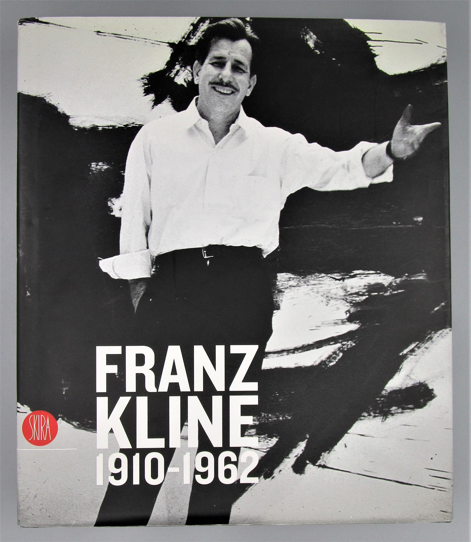FRANZ KLINE / 1910-1962, by Carolyn Christov-Bakargiev - 2004 [1st ED]