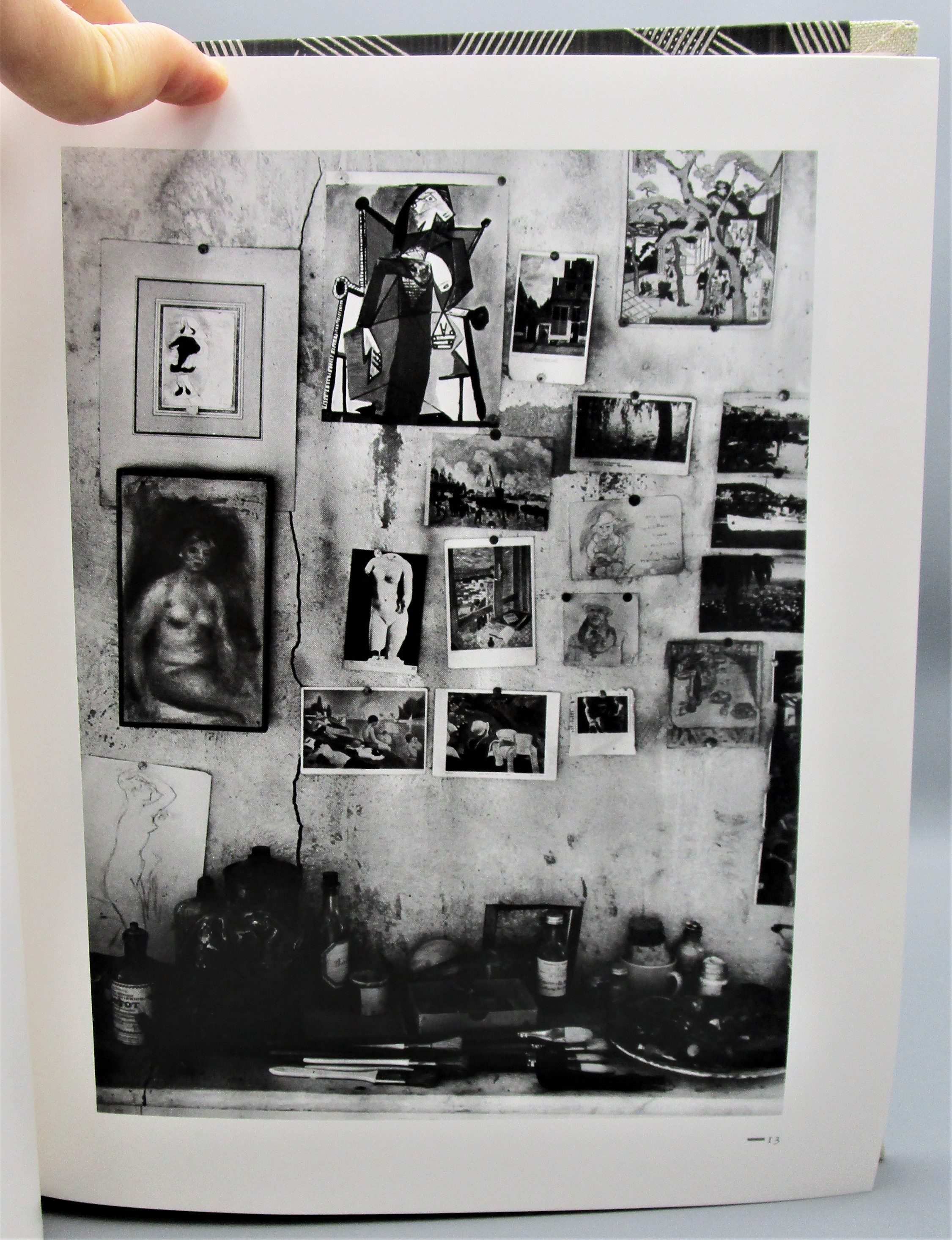 BRASSAI: THE ARTISTS OF MY LIFE - 1982 [Signed Ltd Ed] *signed photogravure*