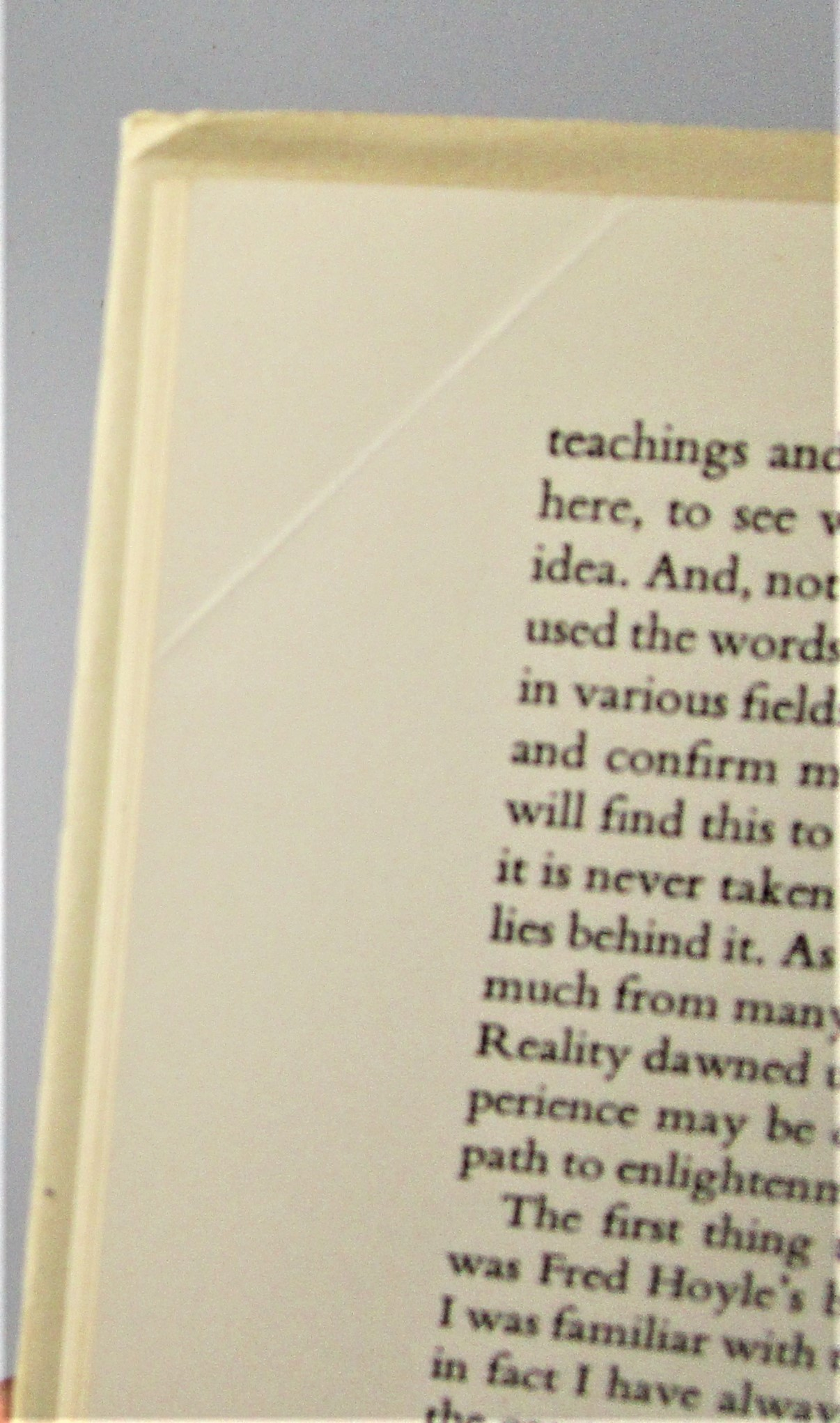 NETI NETI (NOT THIS NOT THAT), by L.C. Beckett - 1959