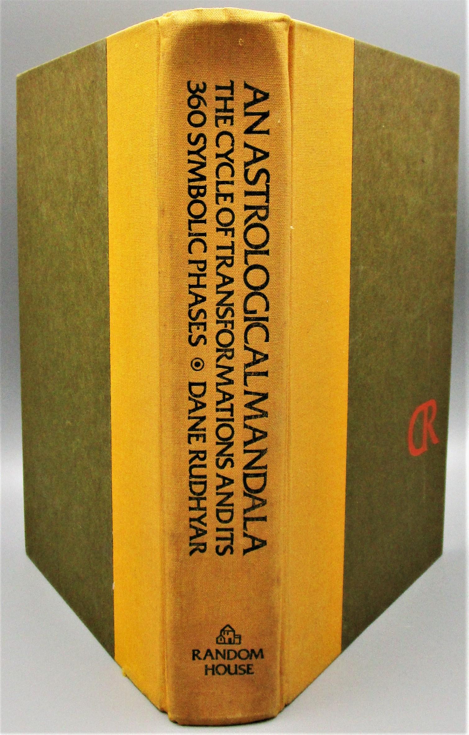 AN ASTROLOGICAL MANDALA, by Dane Rudhyar - 1973 [1st Ed]