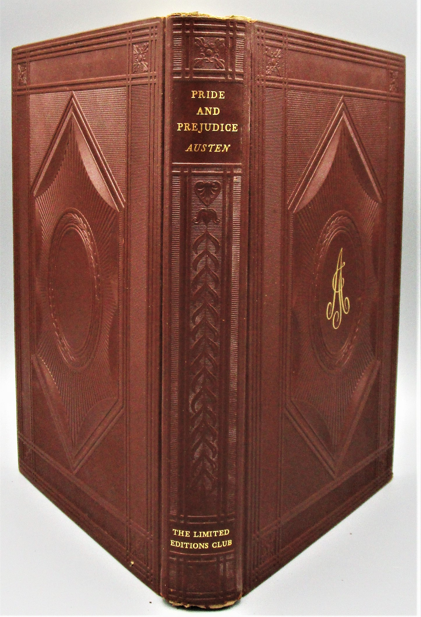 PRIDE & PREJUDICE, by Jane Austen; Helen Sewell - 1940 [Illustr-Signed Ltd Ed]