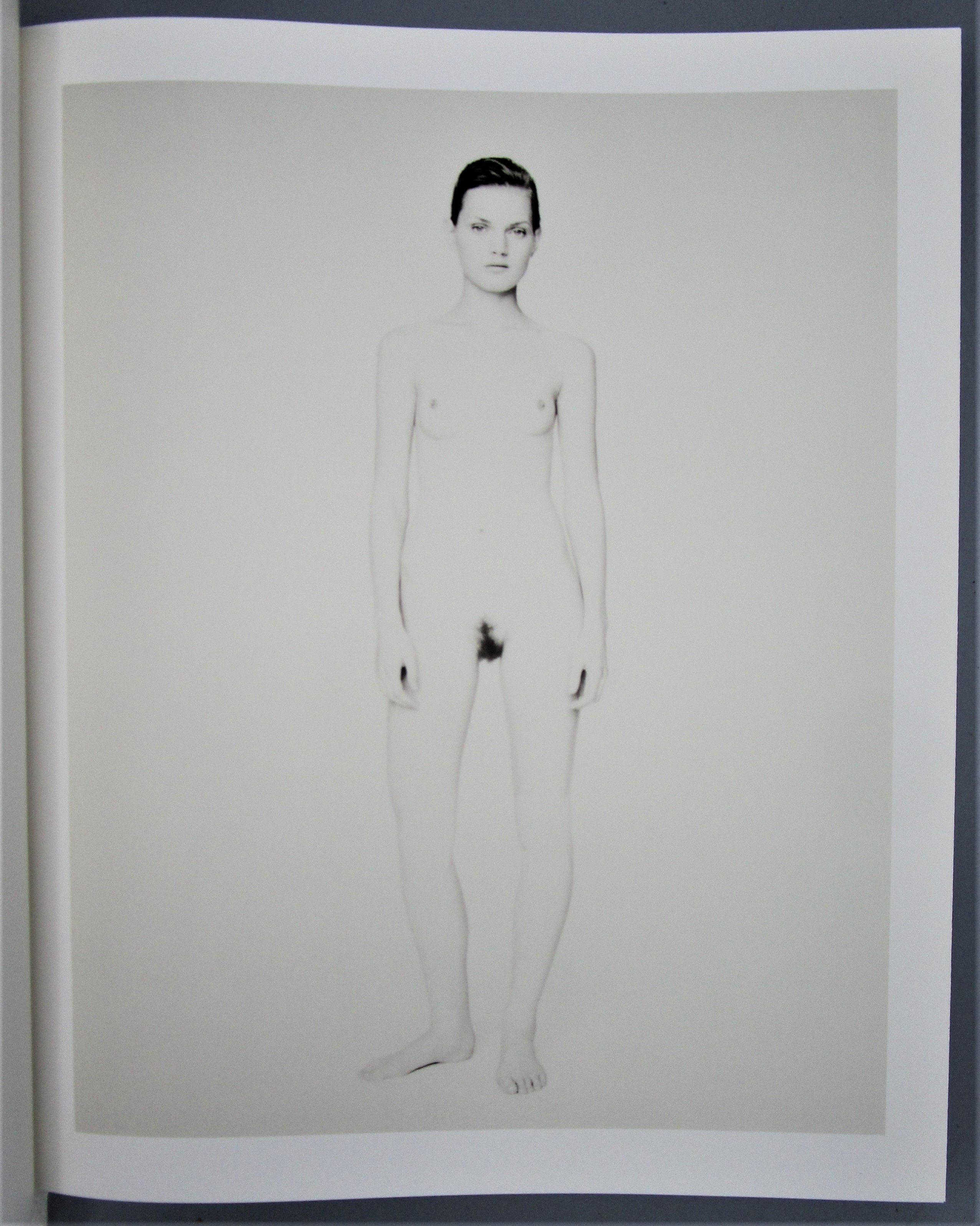 NUDI, by Paolo Roversi - 1999 [1st Ed]