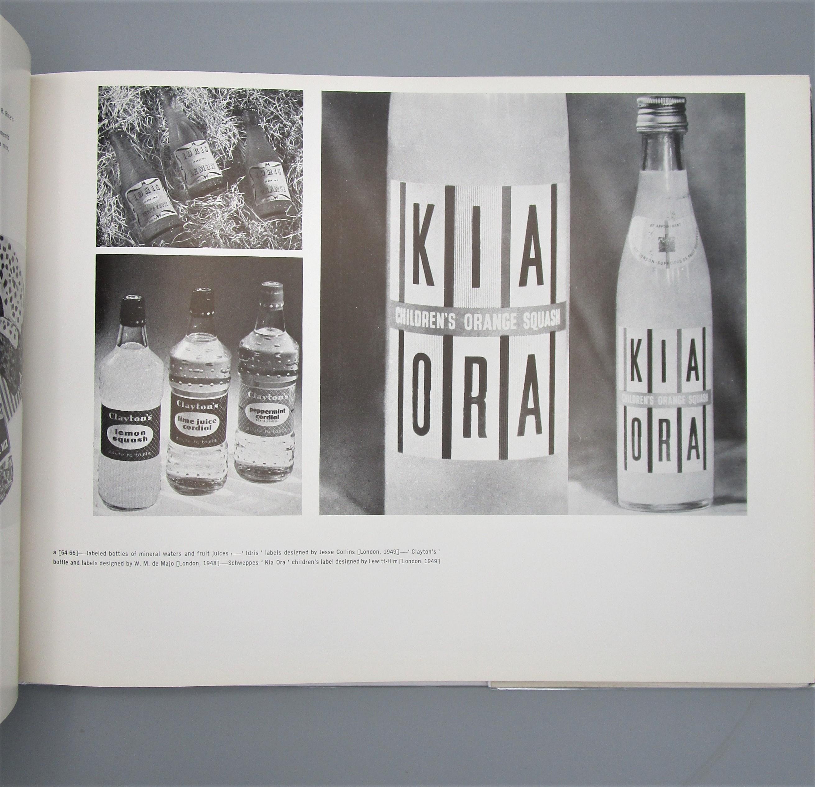 PACKAGE DESIGN: THE FORCE OF VISUAL SELLING, by Ladislav Sutnar - 1953 [1st ED]