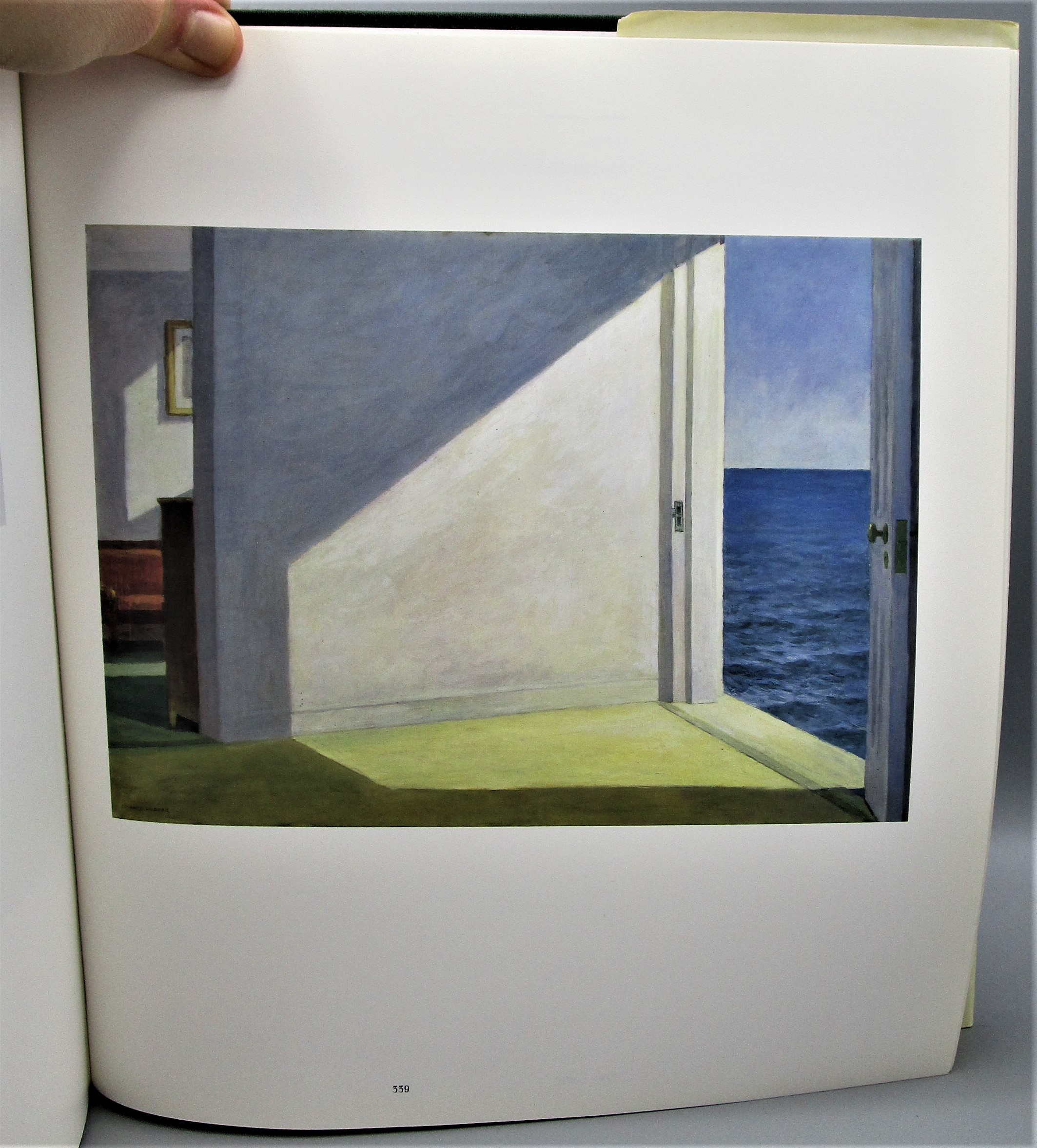 THE COMPLETE OIL PAINTINGS OF EDWARD HOPPER - 2001 [1st Ed]