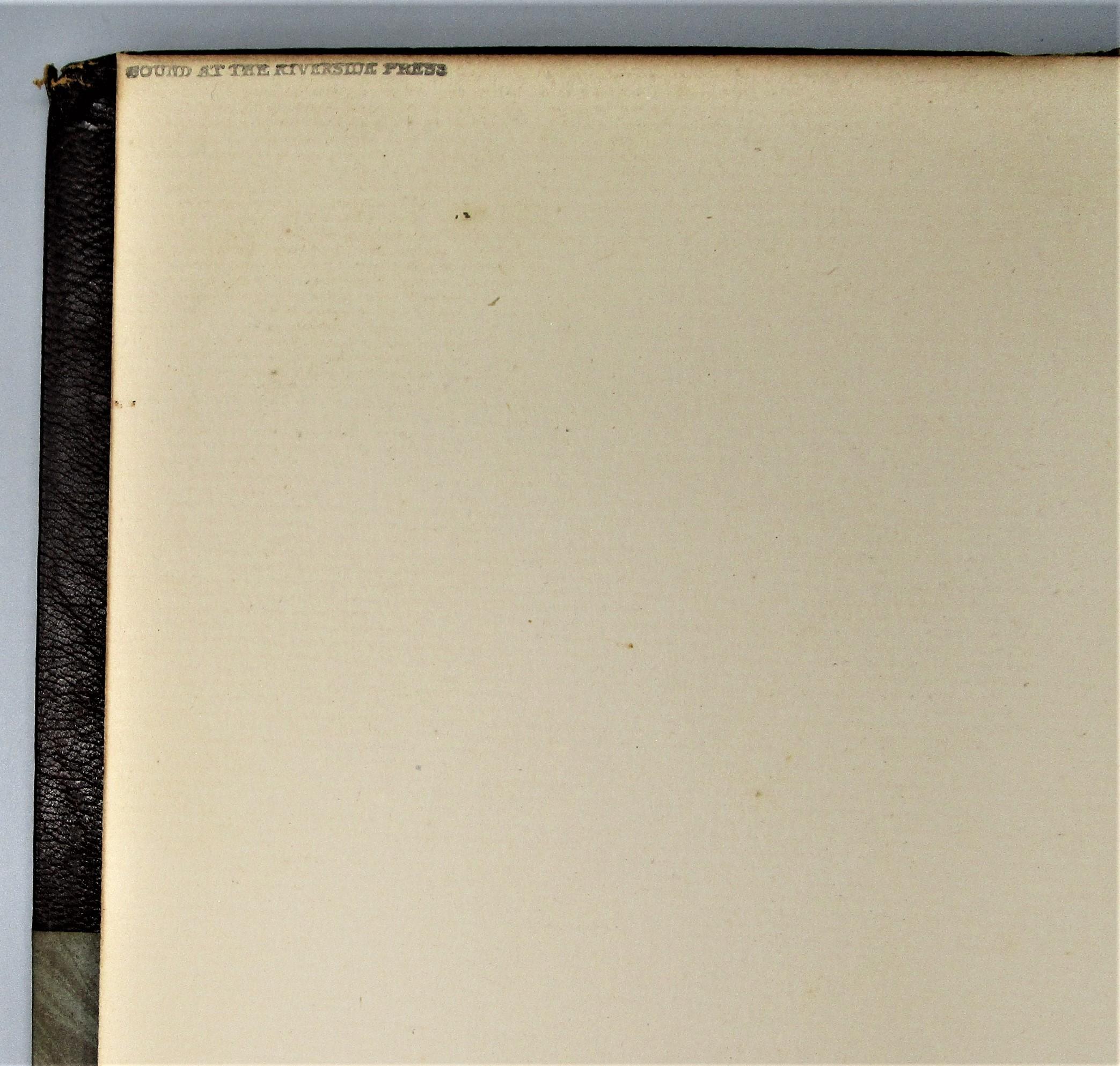 HOMER'S ILIAD & ODYSSEY - 1905 [8 Vols Ltd Ed]