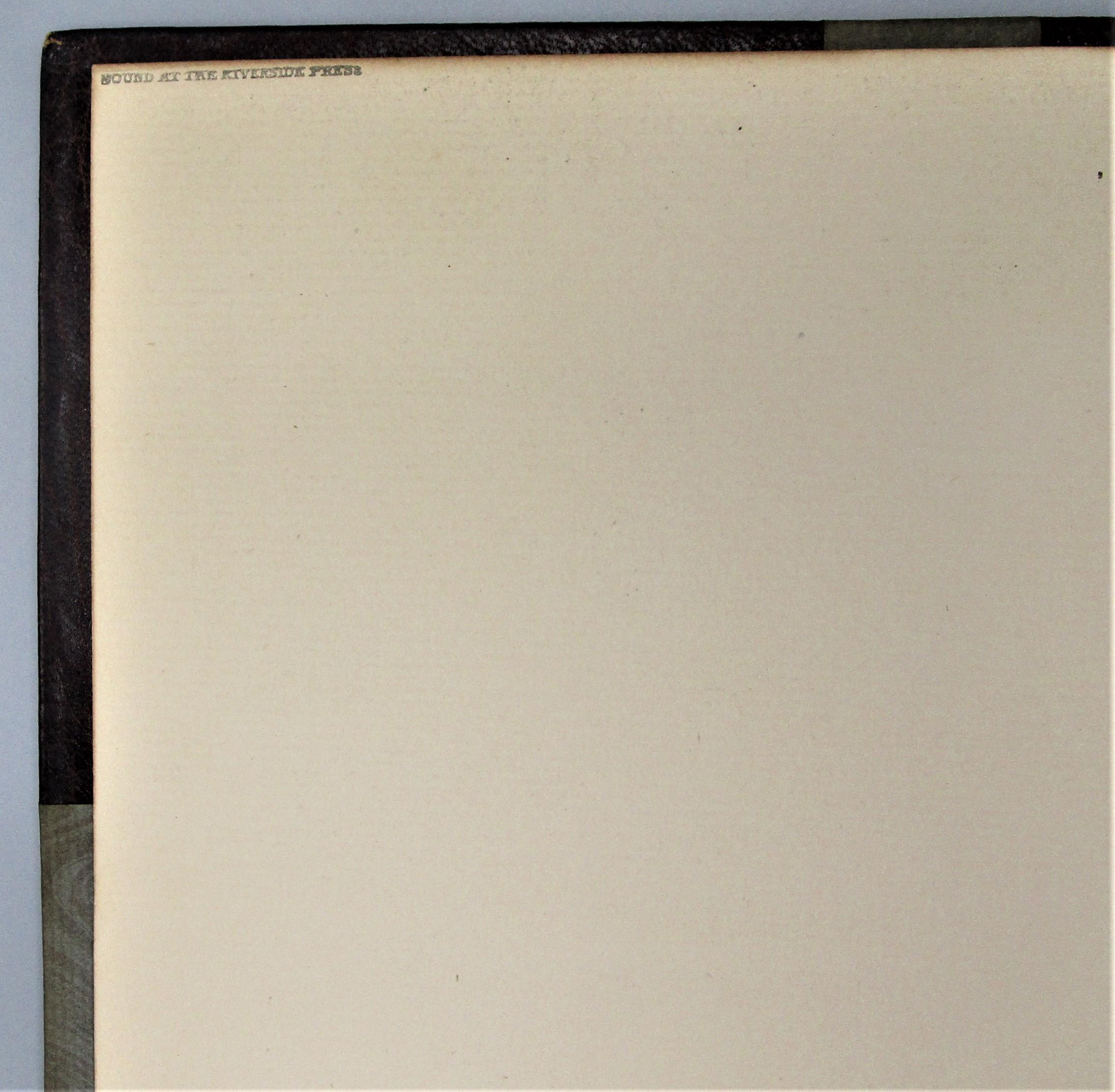 THE AENEID OF VIRGIL, tr by C.P. Cranch - 1906 [Ltd Ed 2 Vols]
