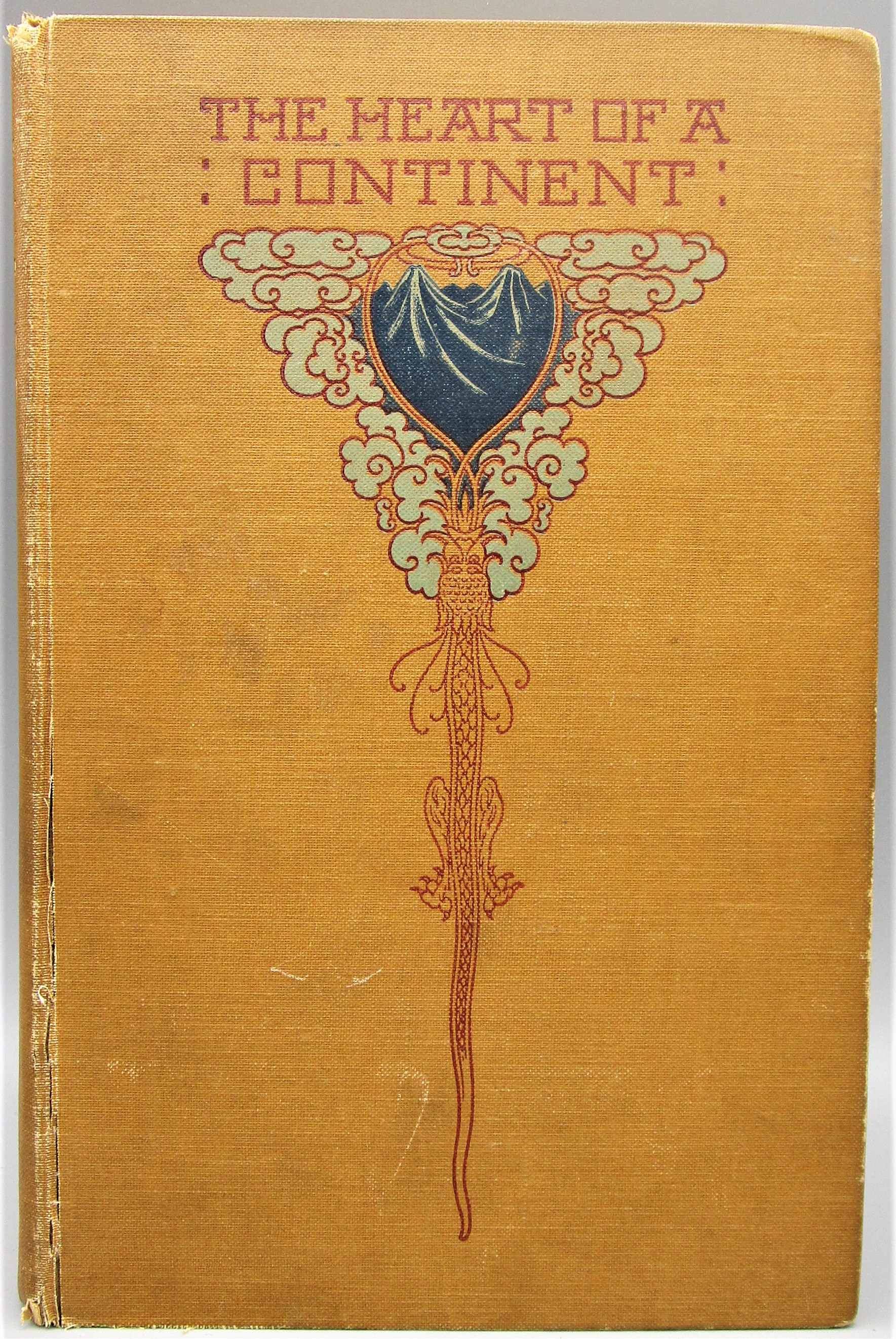 THE HEART OF A CONTINENT, by Francis Edward Younghusband - 1904