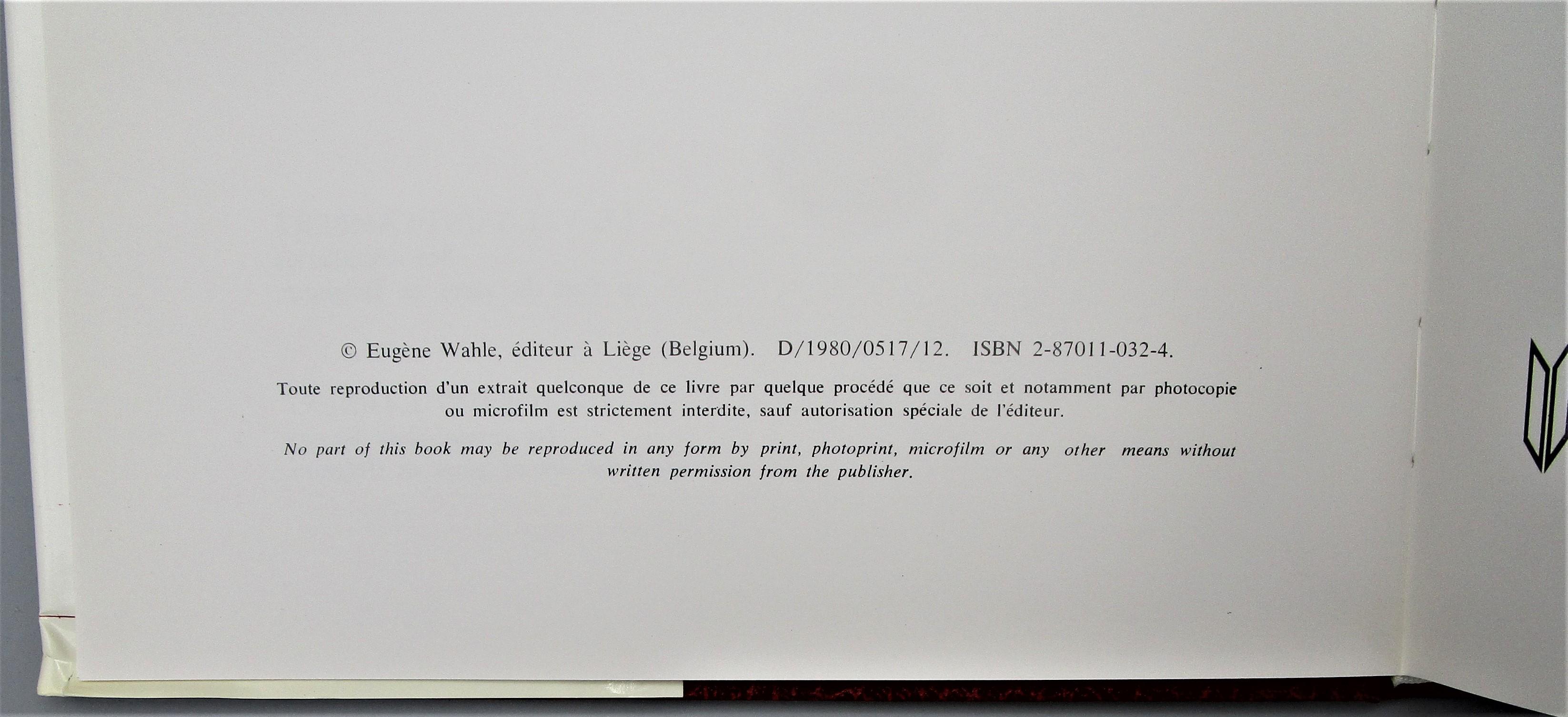 LE VAL-SAINT-LAMBERT, by Joseph Philippe - 1980