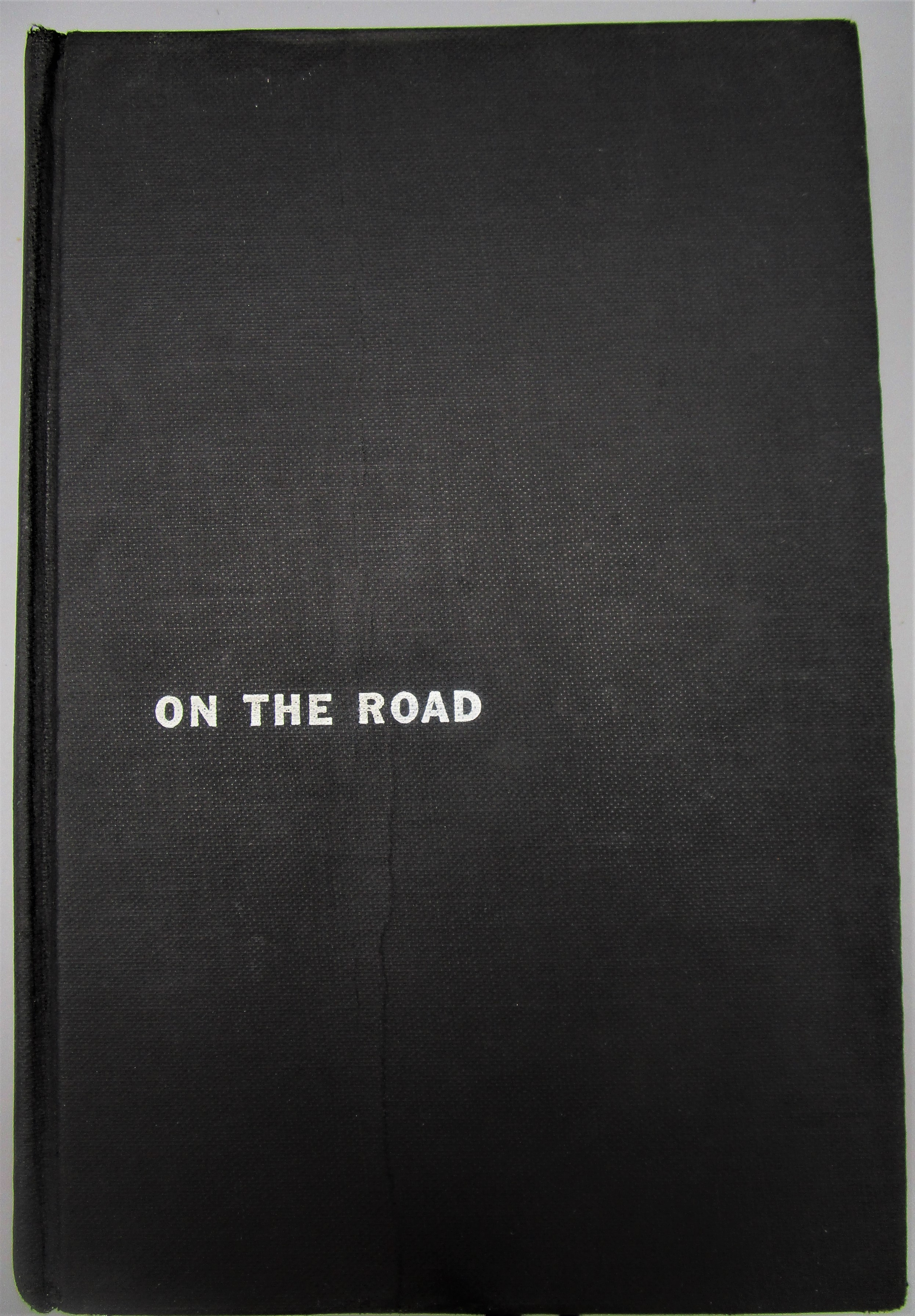 ON THE ROAD, by Jack Kerouac - 1957