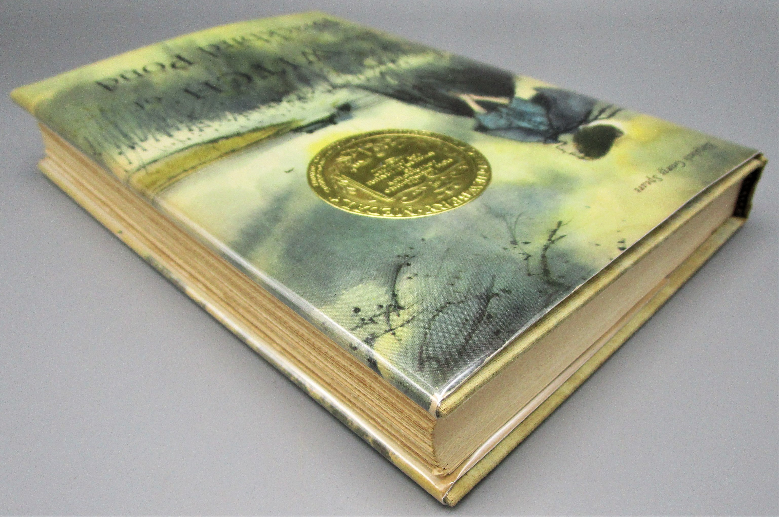 THE WITCH OF BLACKBIRD POND, by Elizabeth George Speare - 1958 [Signed]