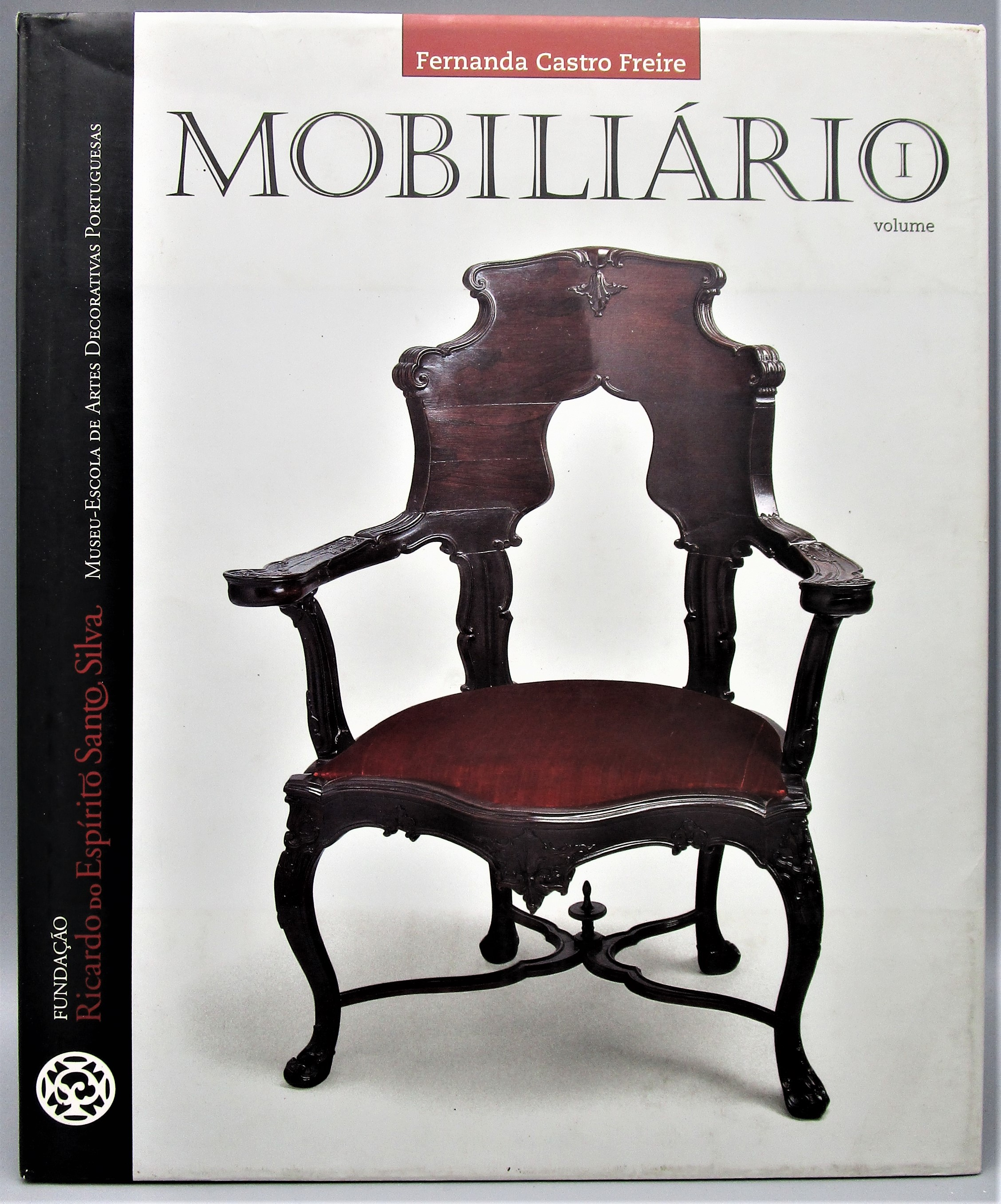 MOBILIARIO, by Fernanda Castro Freire - 2001 [1st Ed Vol 1]