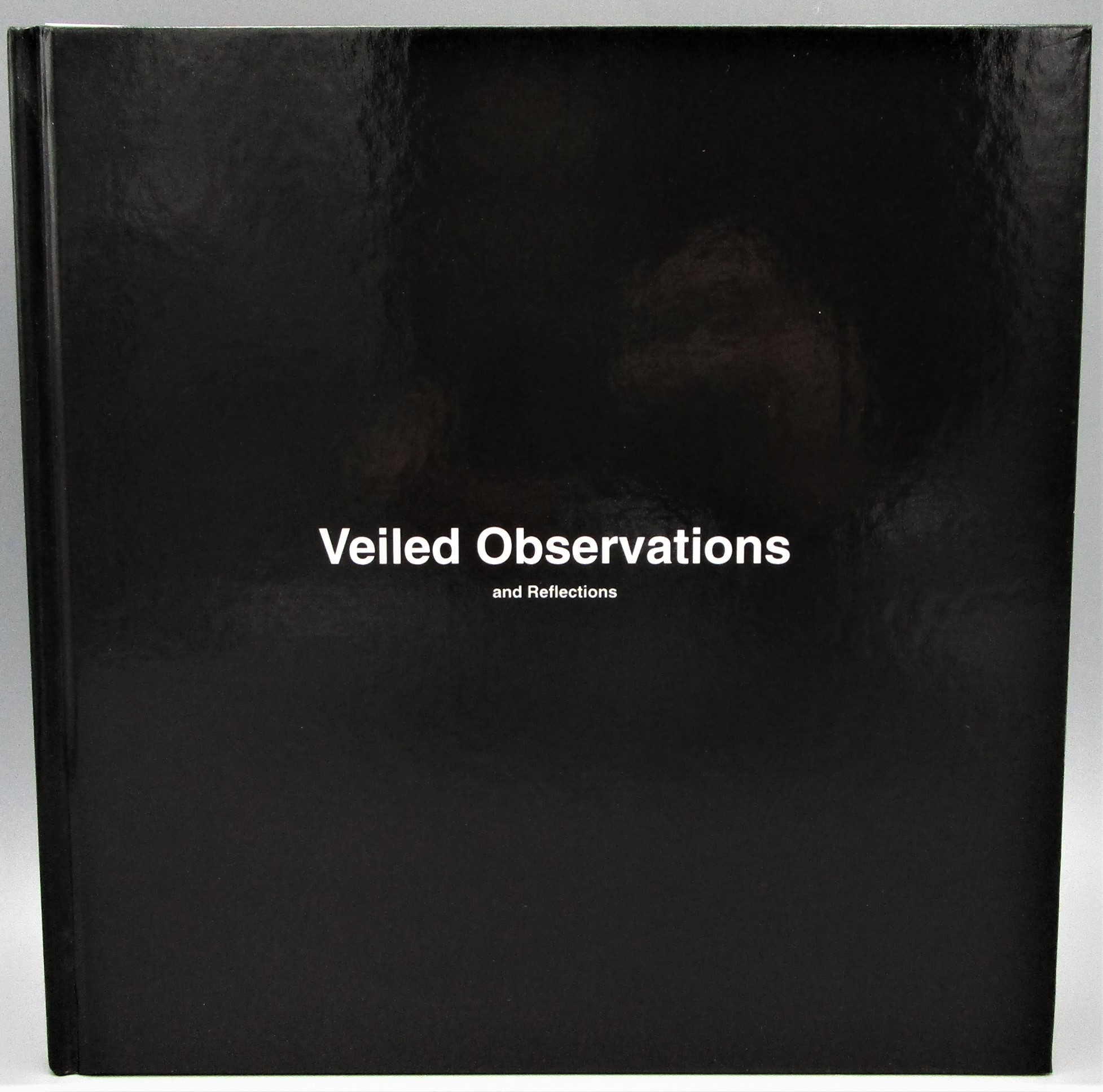 VEILED OBSERVATIONS AND REFLECTIONS, by Hiroshi Watanabe - 2002 [w/Signed Print]