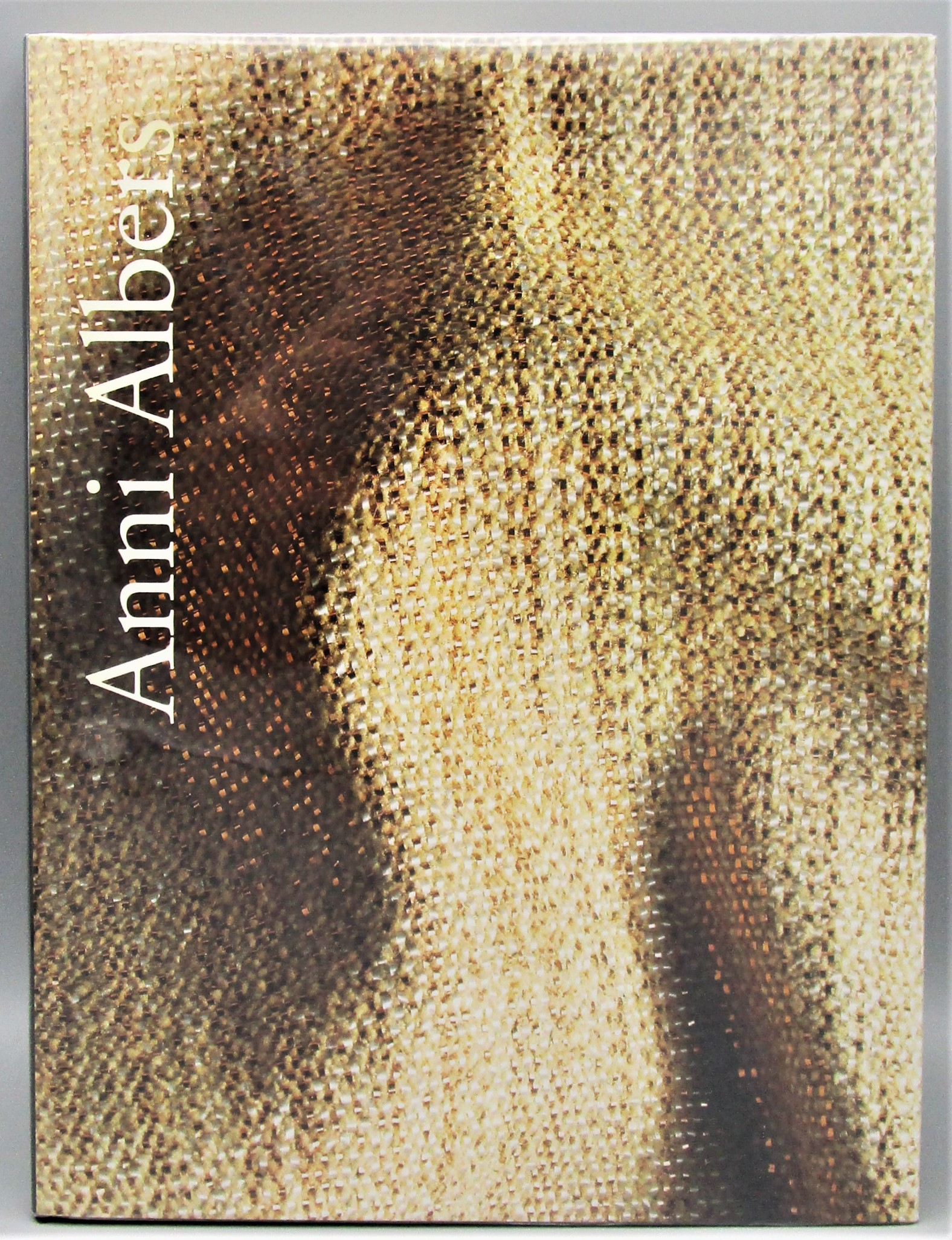 ANNI ALBERS, by N.F. Weber & P.T. Asbaghi - 1999