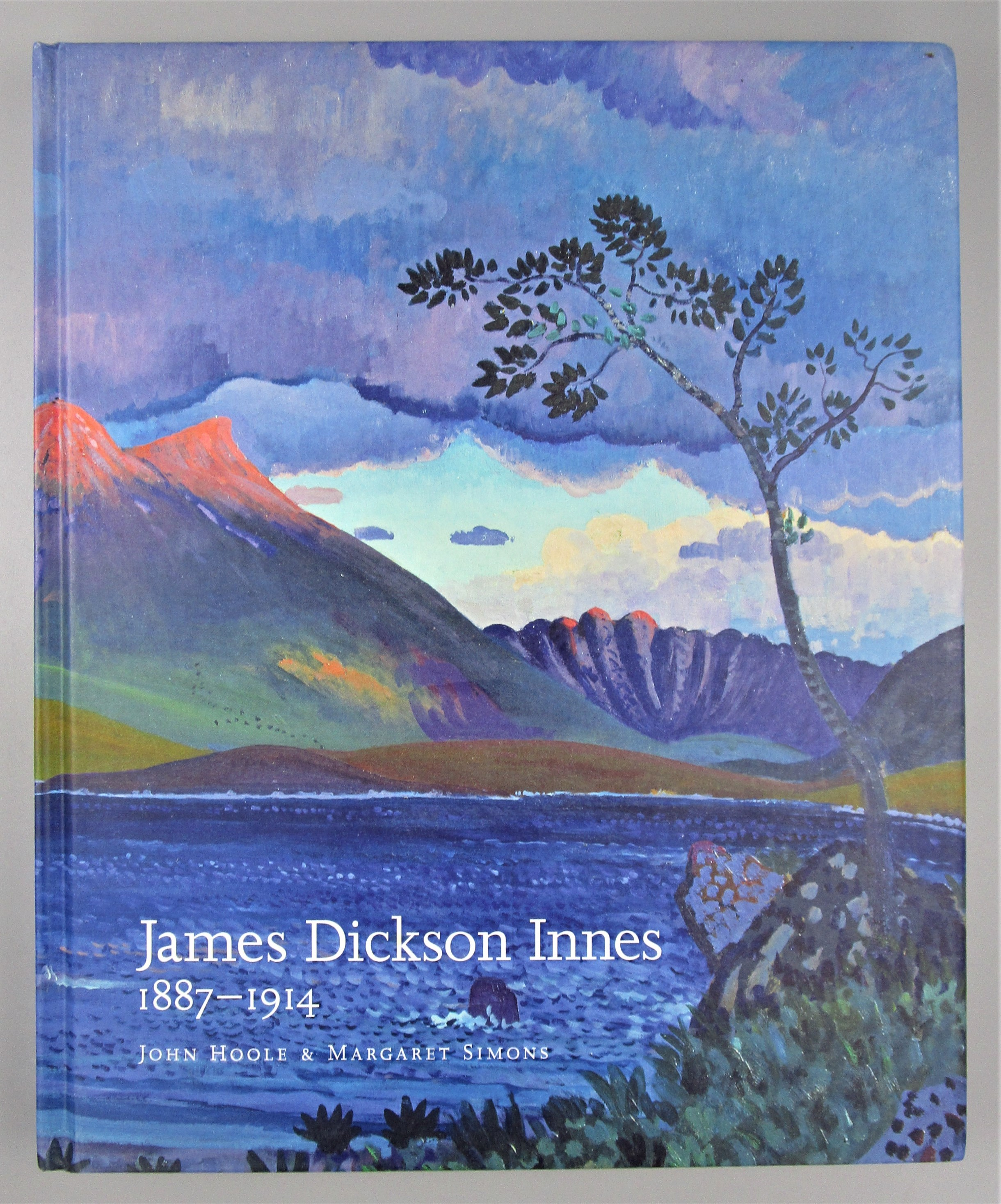 JAMES DICKSON INNES, by J. Hoole & M. Simons - 2013