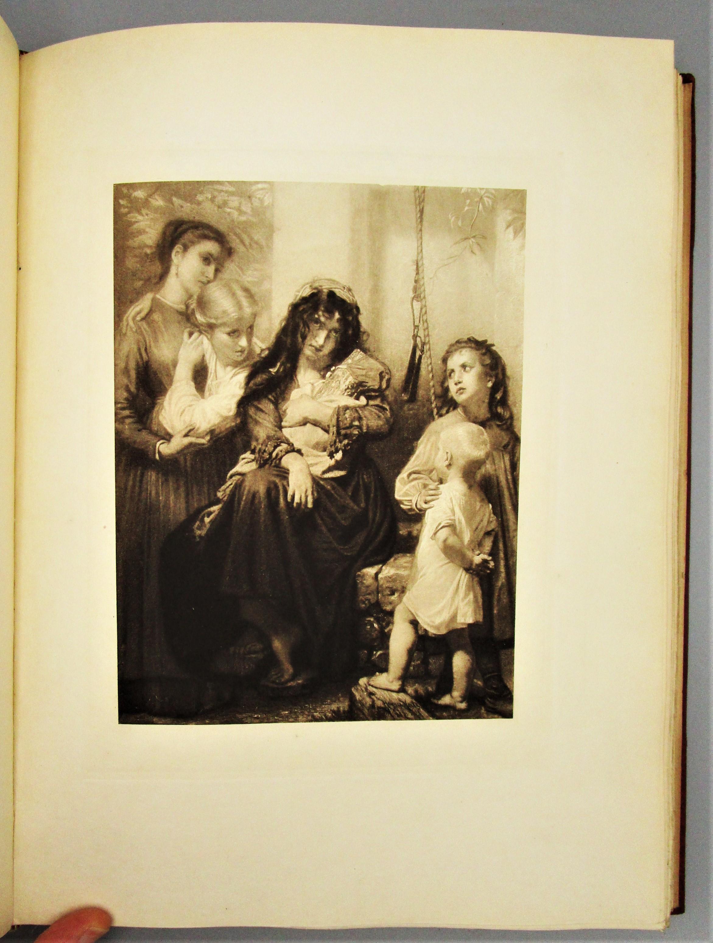 THE VALUABLE ART COLLECTION OF JOHN T. MARTIN - 1909 [Ltd Ed]