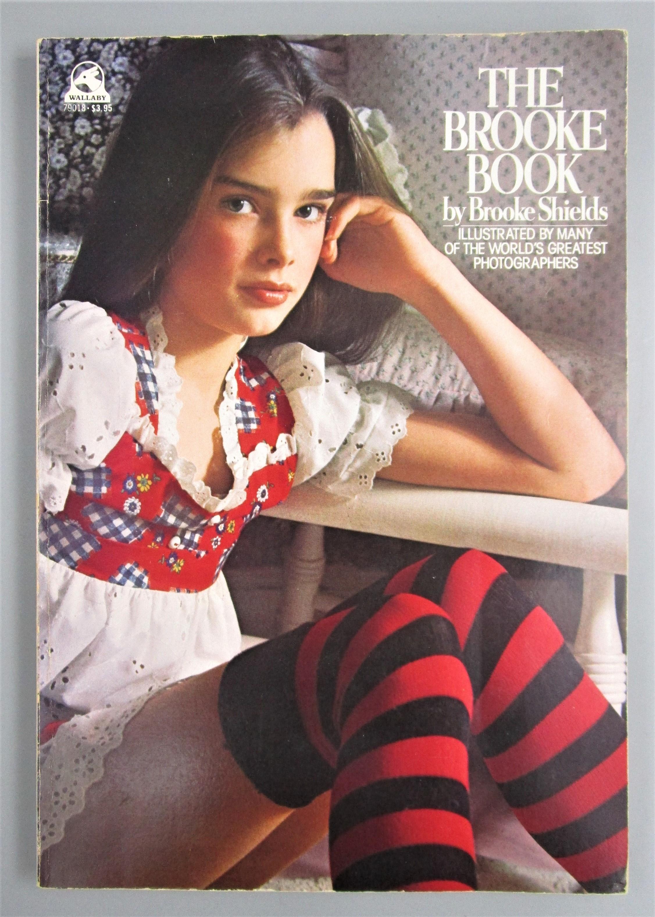 THE BROOKE BOOK, by Brooke Shields - 1978