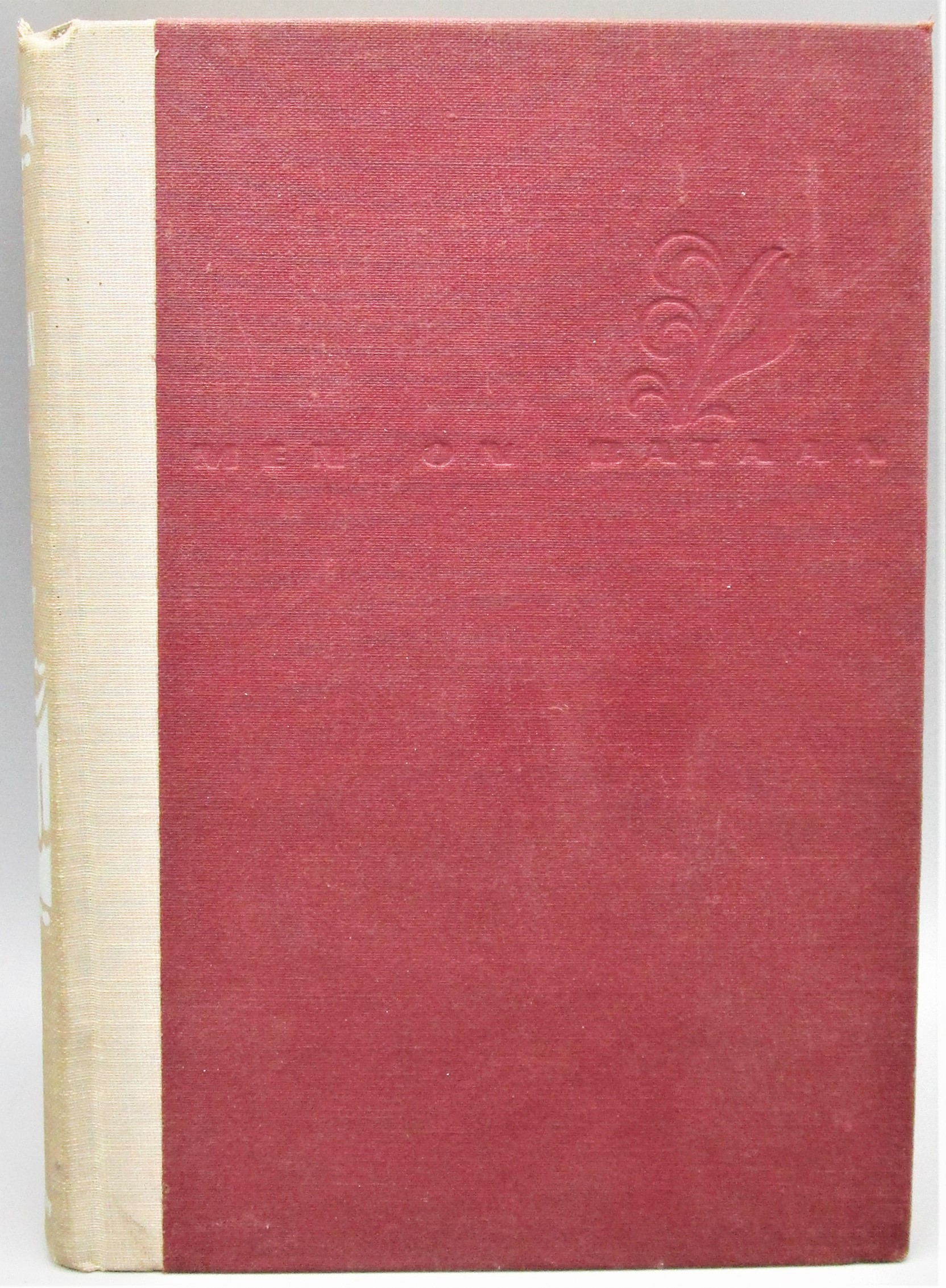 MEN ON BATAAN, by John Hersey - 1942 [1st Ed]