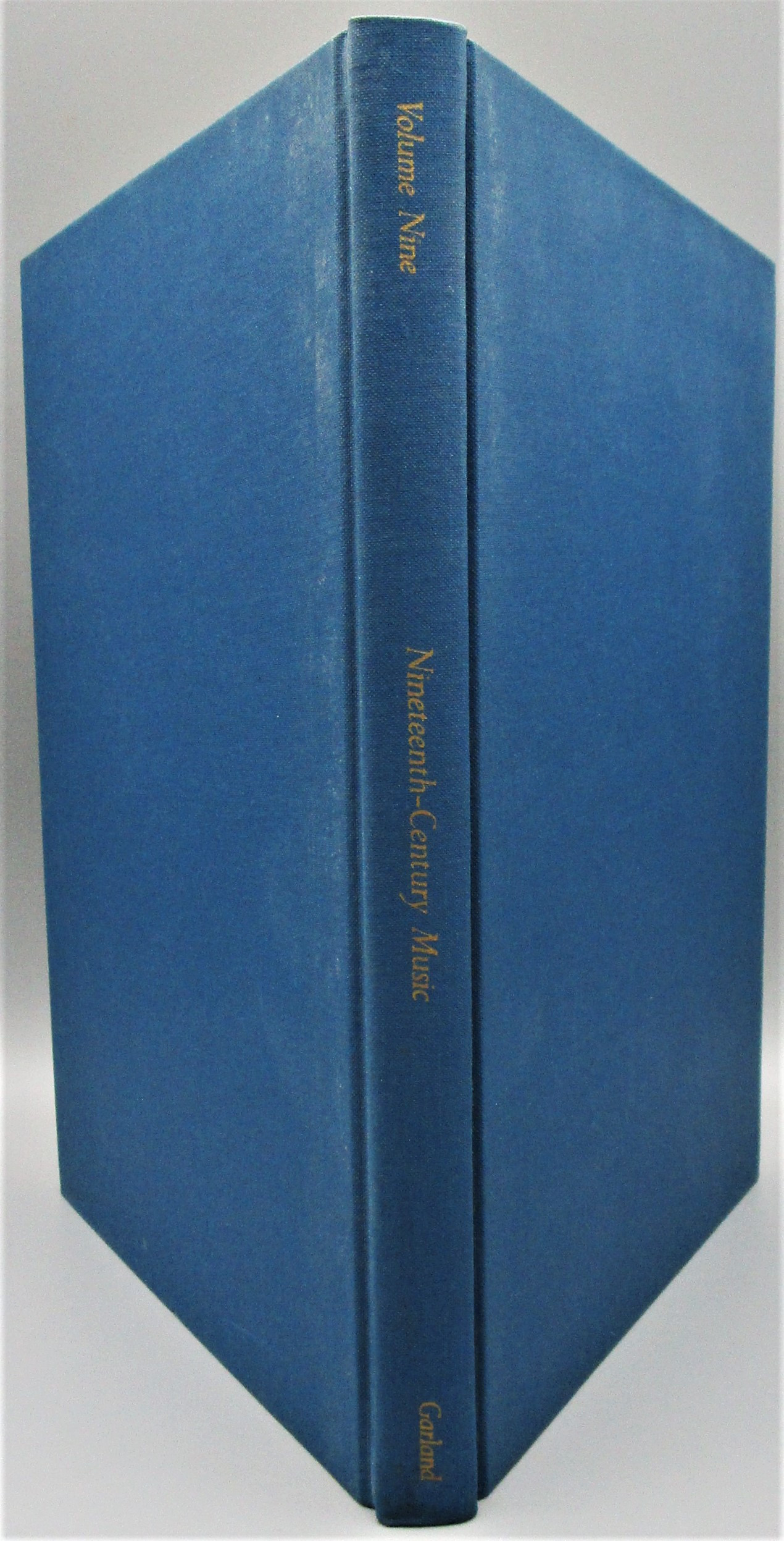 NINETEENTH CENTURY MUSIC - 1985 [Vol 9, 1st Ed]