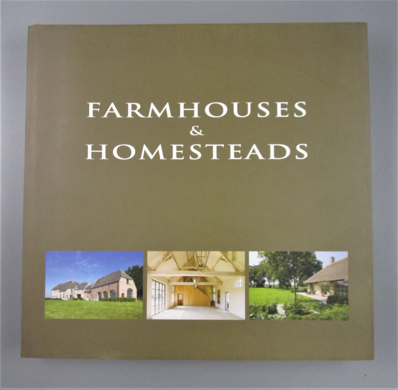 FARMHOUSES & HOMESTEADS, by Wim Pauwels - 2005
