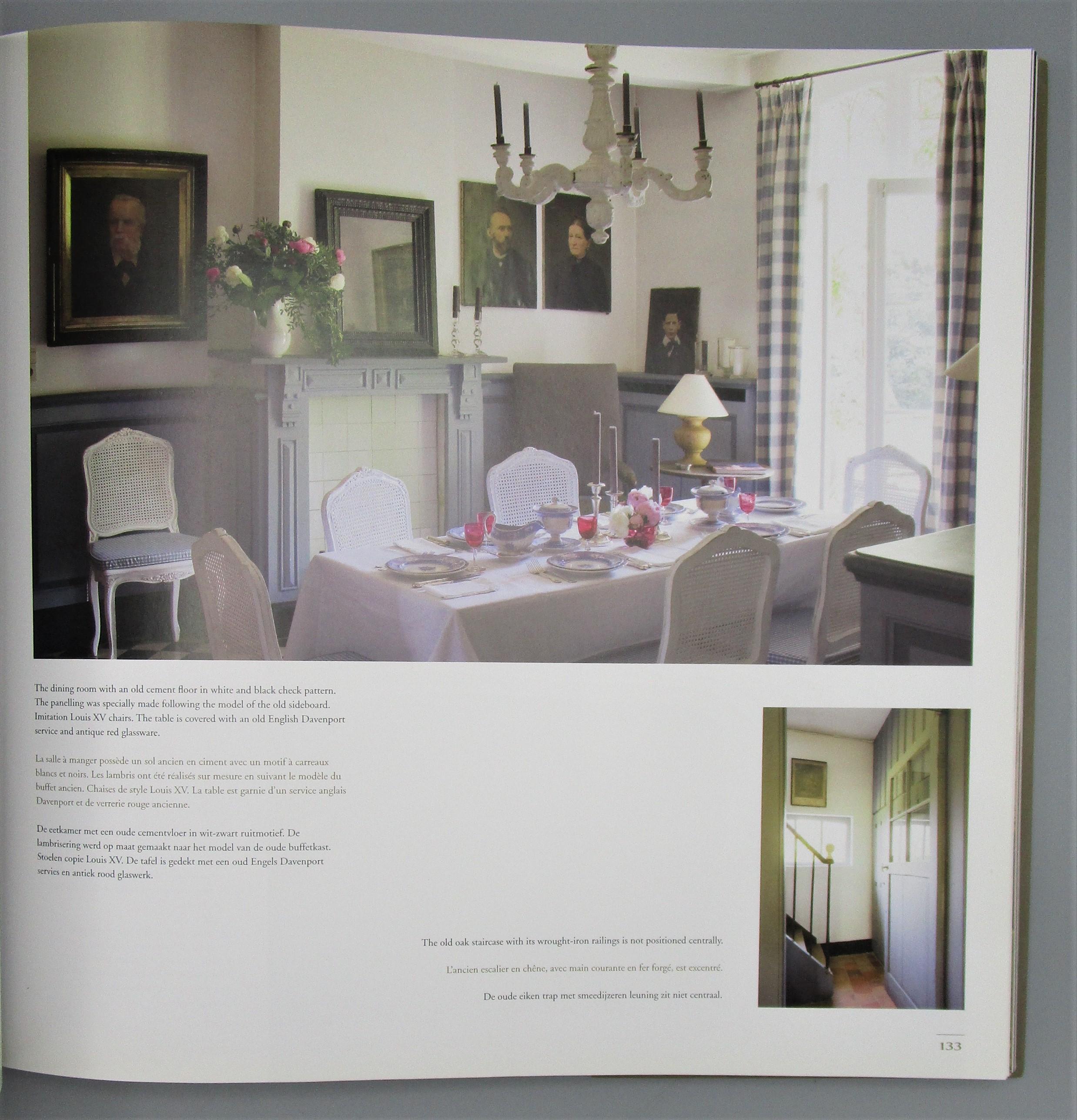 Rampe D Escalier Traduction Anglais farmhouses & homesteads,wim pauwels - 2005