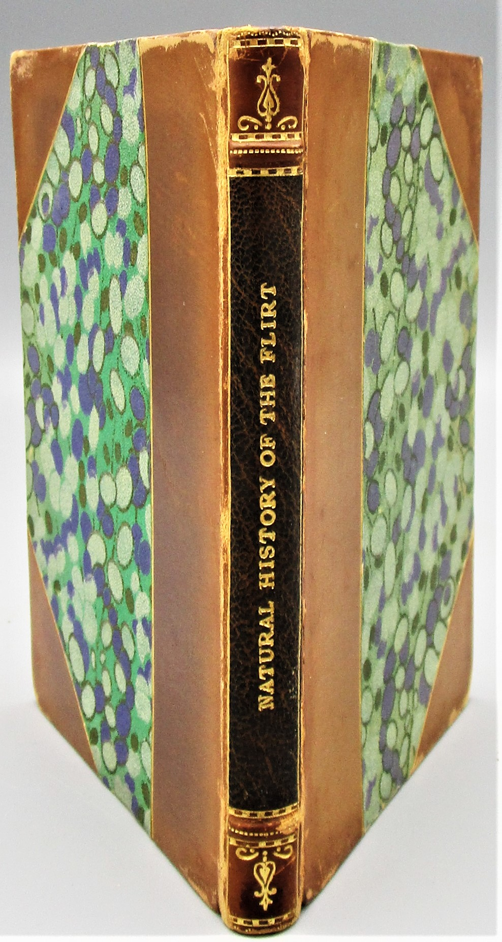 NATURAL HISTORY OF THE FLIRT, by Albert Smith - 1848 [1st Ed]