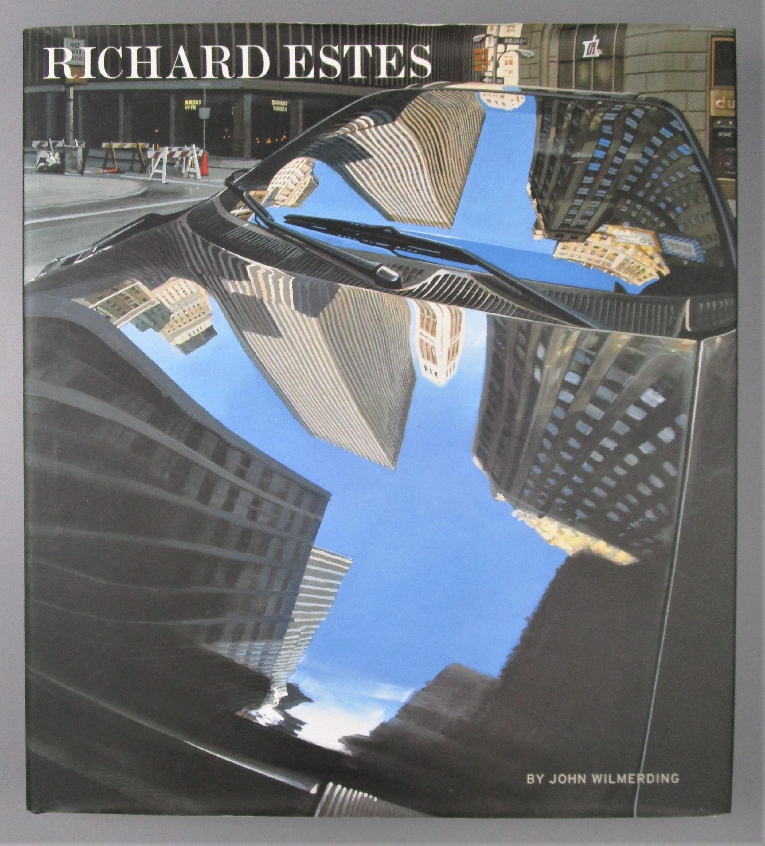 RICHARD ESTES, by John Wilmerding - 2006 [Signed]