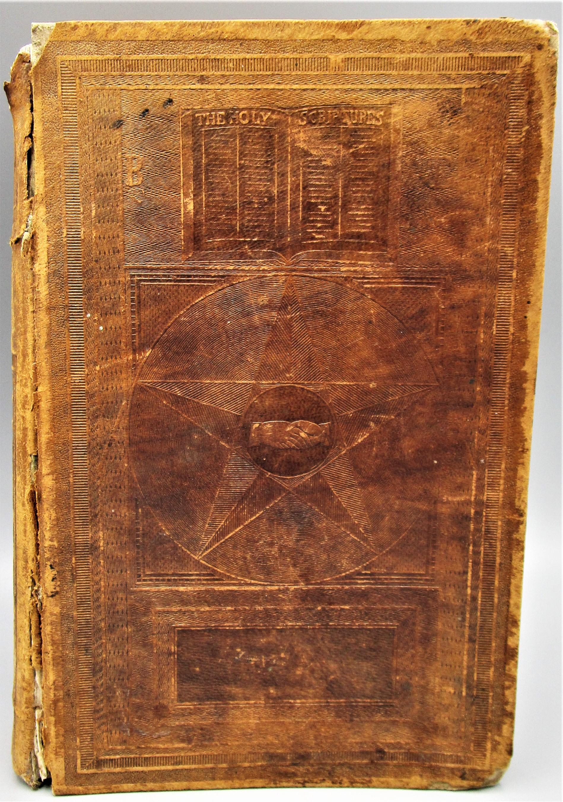 MYSTIC CIRCLE AND AMERICAN HANDBOOK OF MASONRY, by George H. Gray - 1852