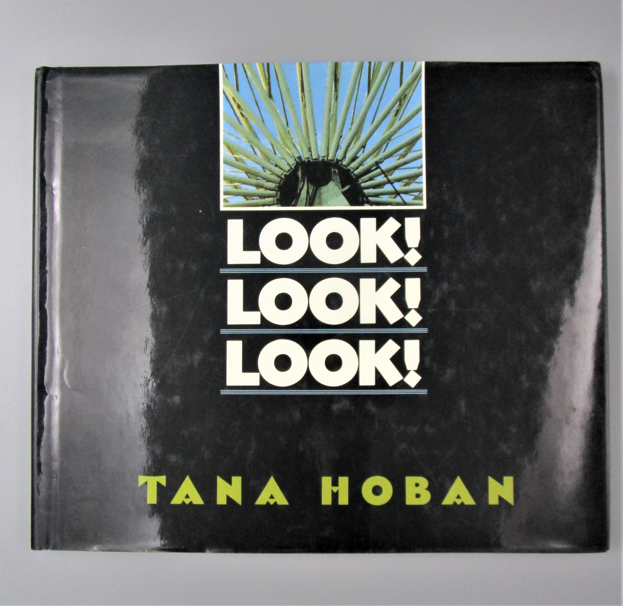 LOOK! LOOK! LOOK!, by Tana Hoban - 1988 [1st Ed]