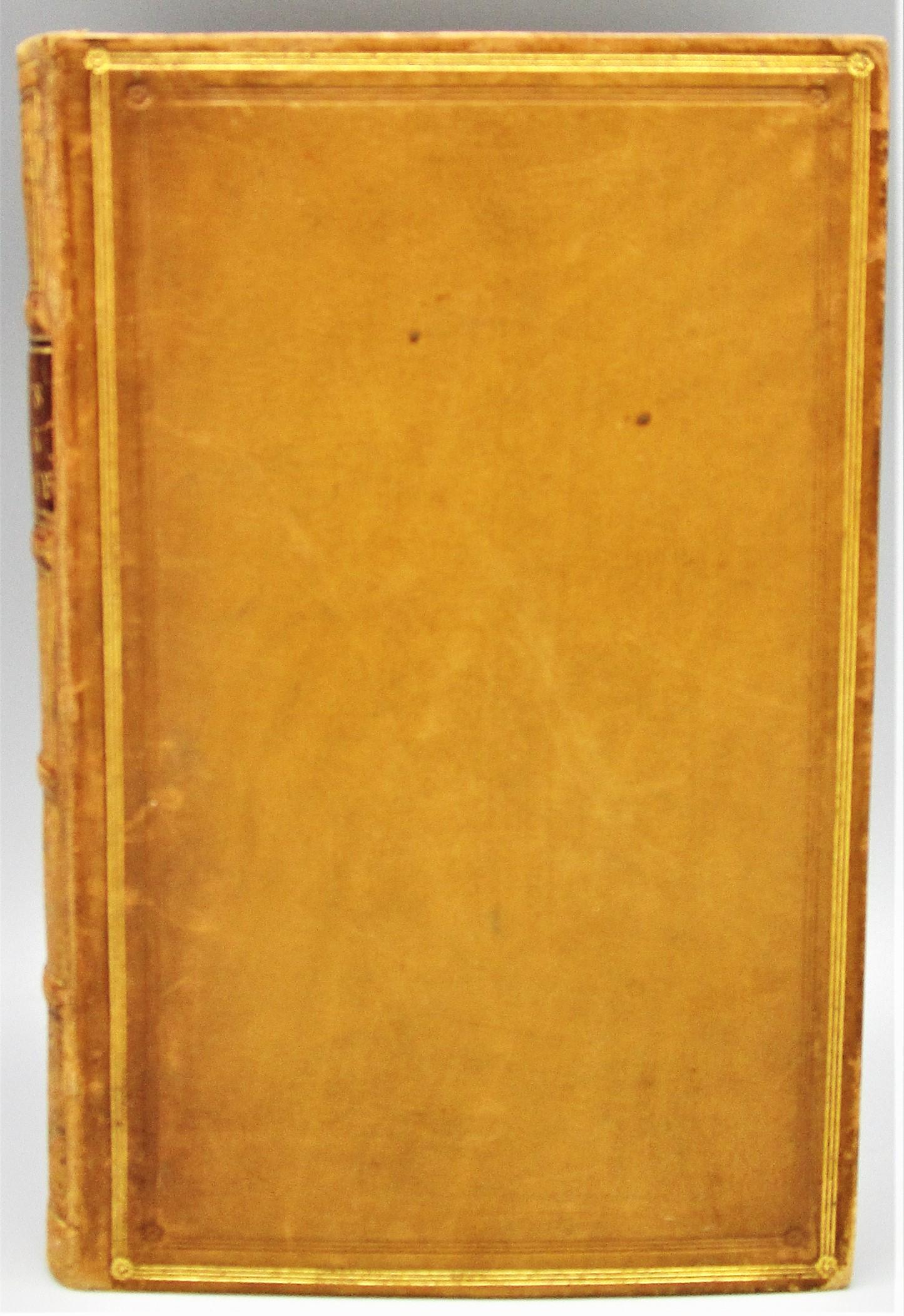 CHESKIAN ANTHOLOGY, by John Bowring - 1832 [1st Ed]