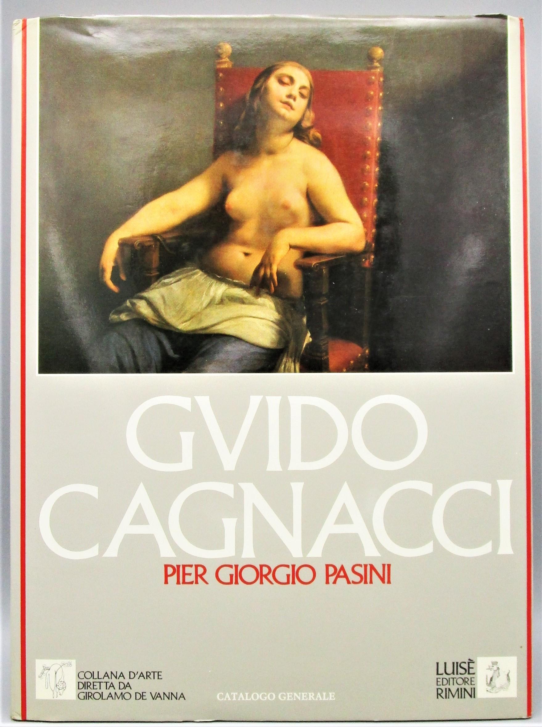 GUIDO CAGNACCI, by Pier Giorgio Pasini - 1986