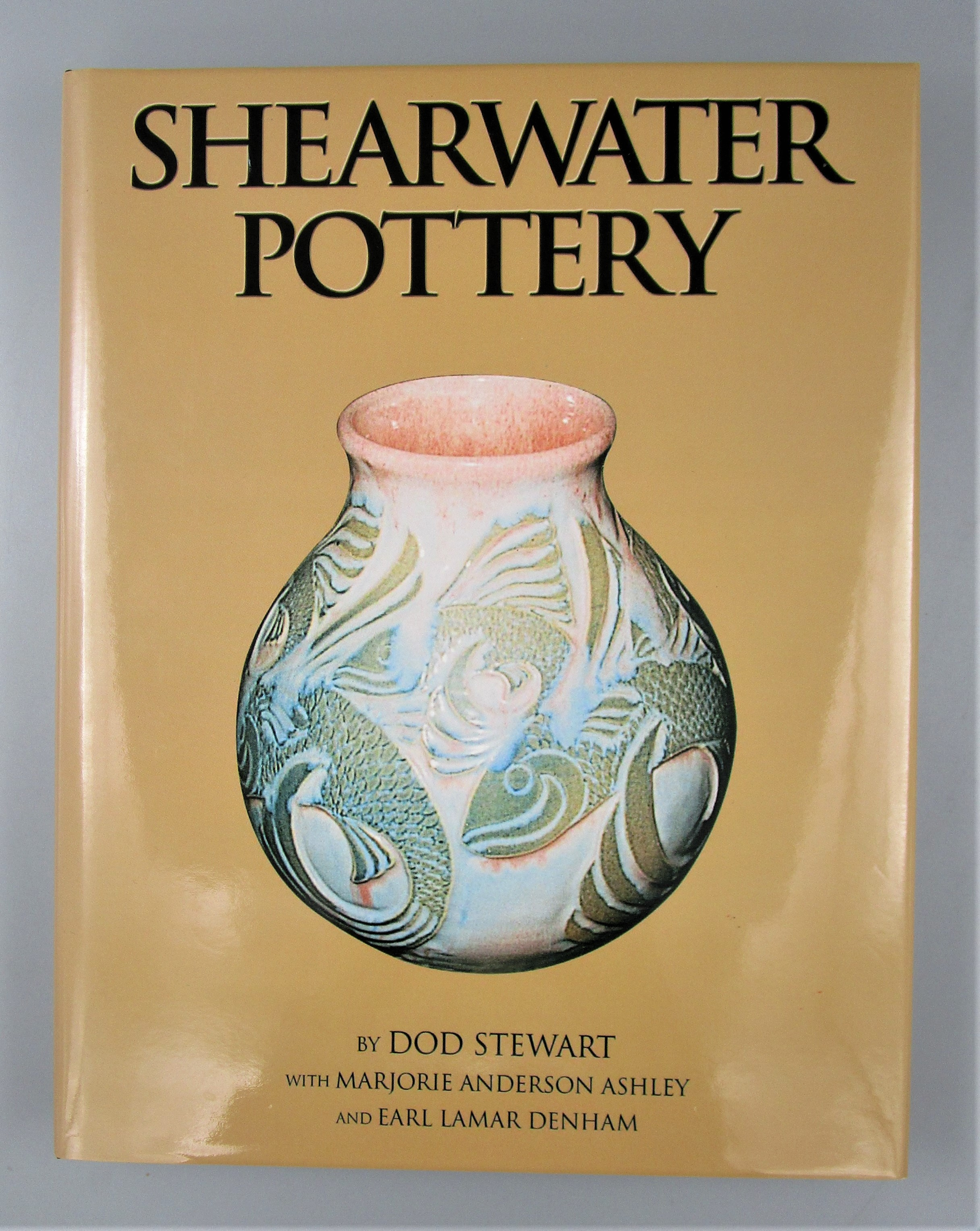 SHEARWATER POTTERY, by Dod Stewart - 2005 [Signed]
