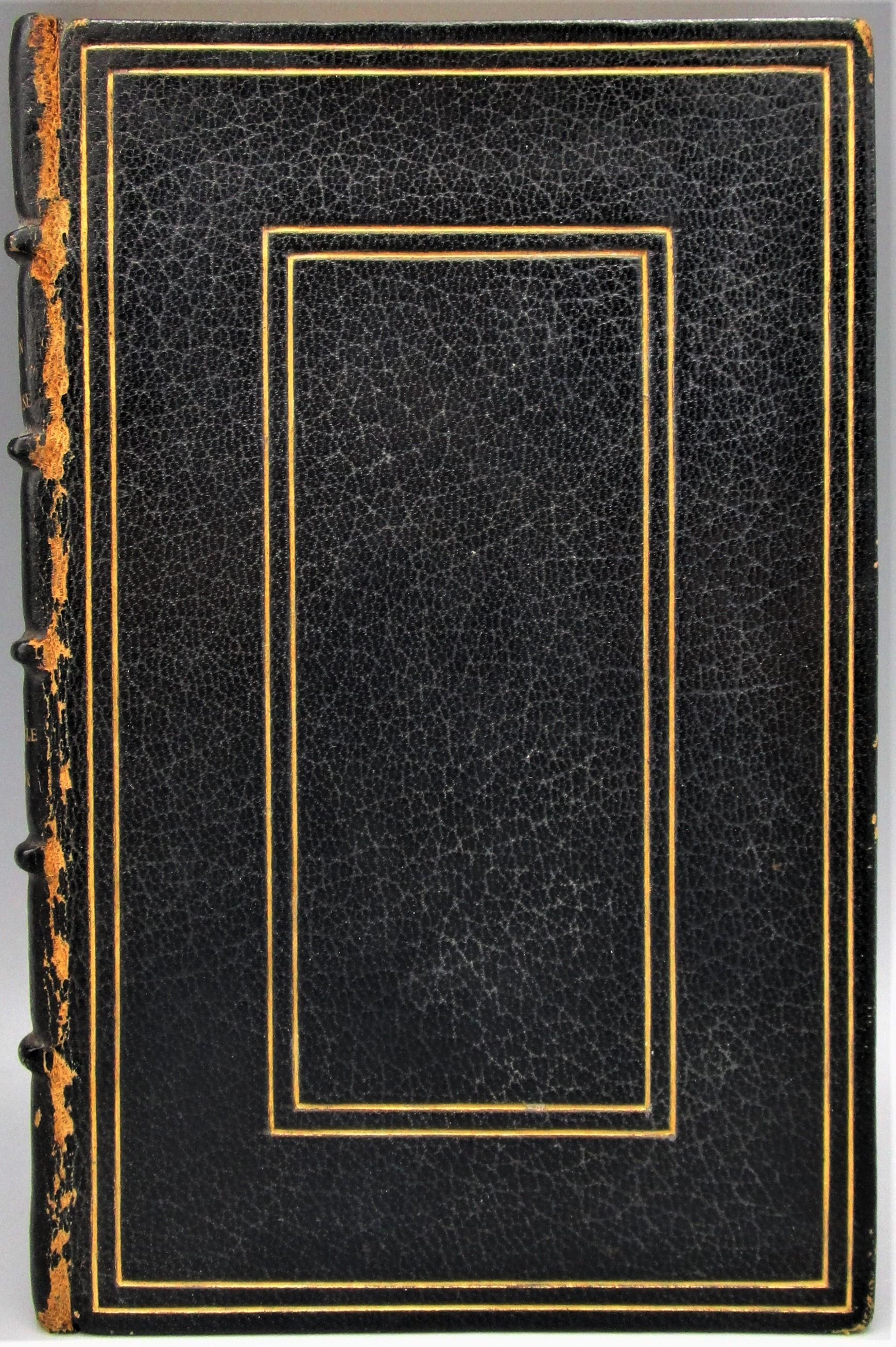 LE PETIT CHIEN DE LA MARQUISE, by Theophile Gautier; Louis Morin -1895 [Limited 1st Ed]