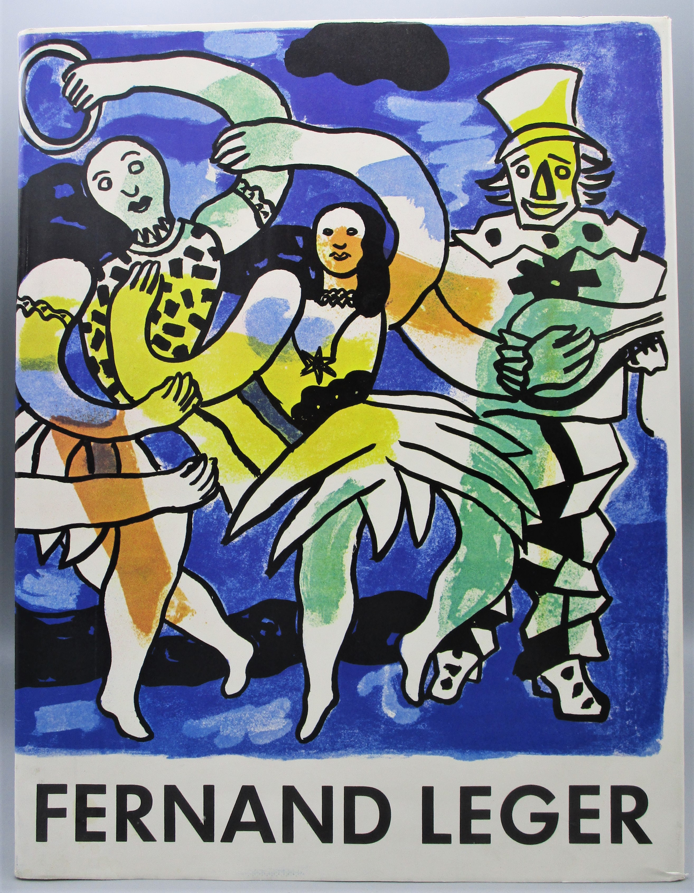 FERNAND LEGER: COMPLETE GRAPHIC WORK, by Lawrence Saphire - 1978 [Ltd Ed]