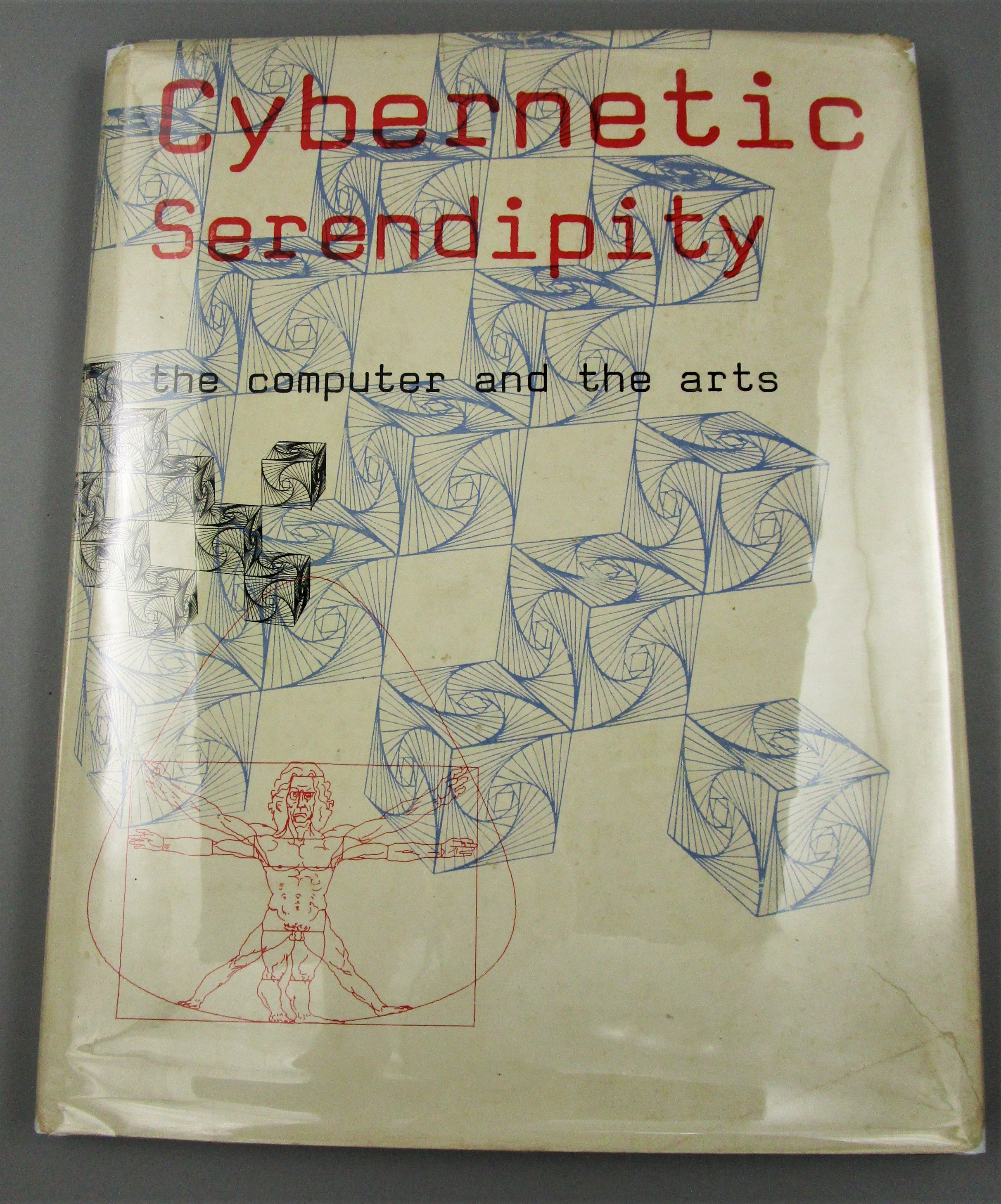 CYBERNETIC SERENDIPITY, by Jasia Reichardt - 1969
