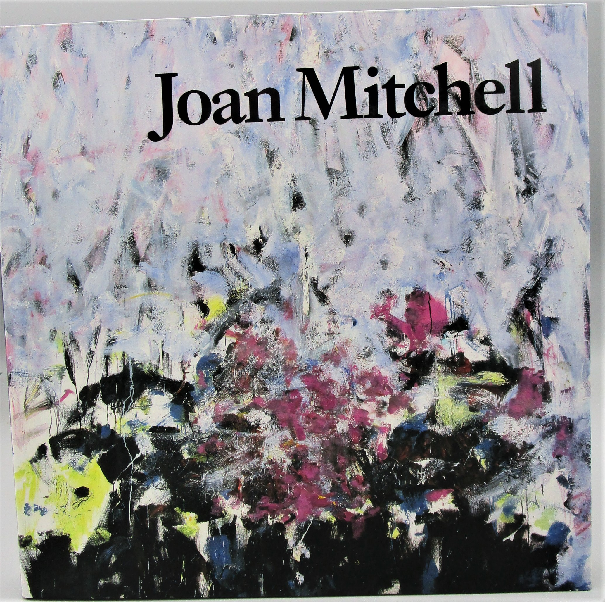 JOAN MITCHELL, by Judith E. Bernstock - 1988