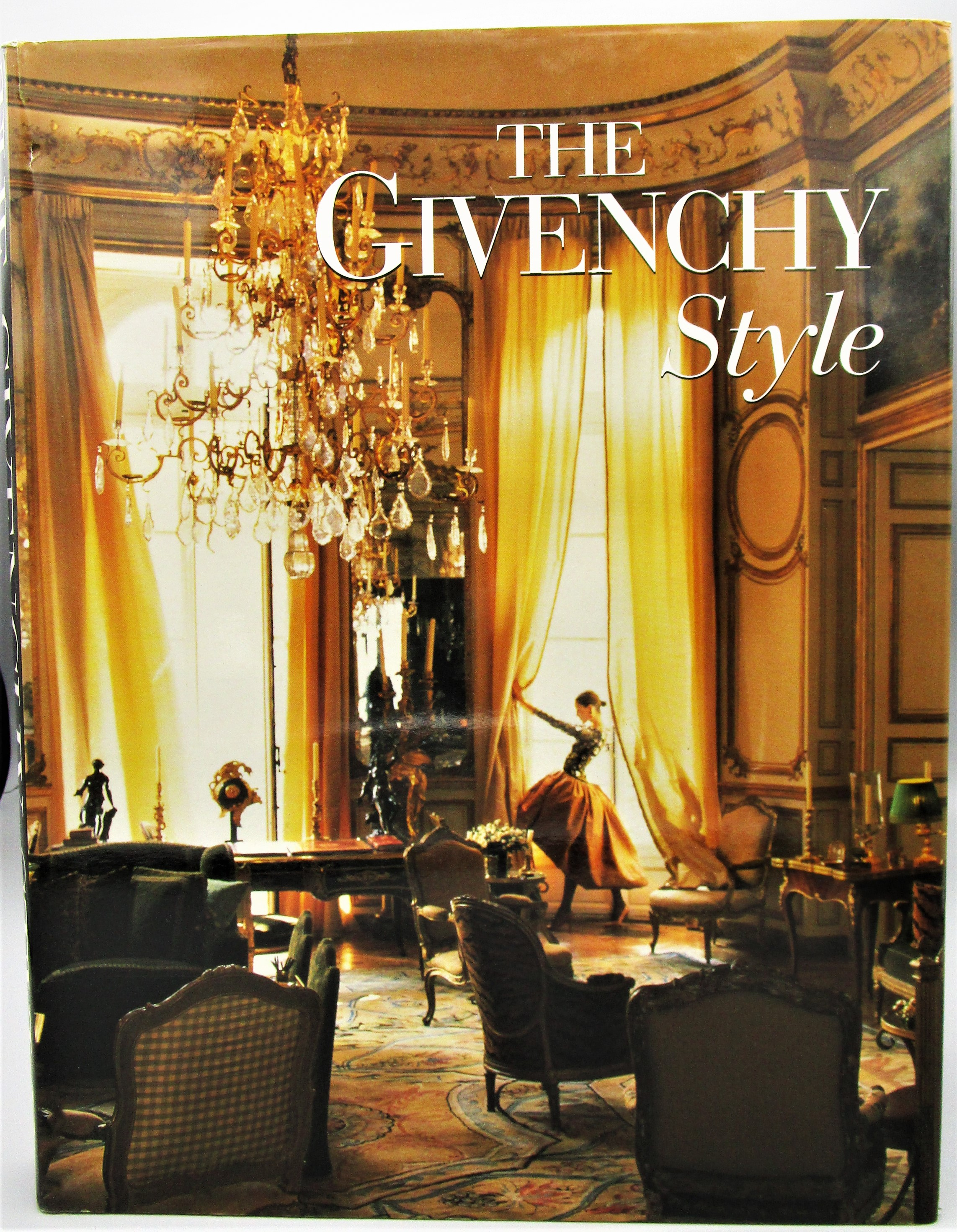 THE GIVENCHY STYLE, by Francoise Mohrt - 1998 SIGNED