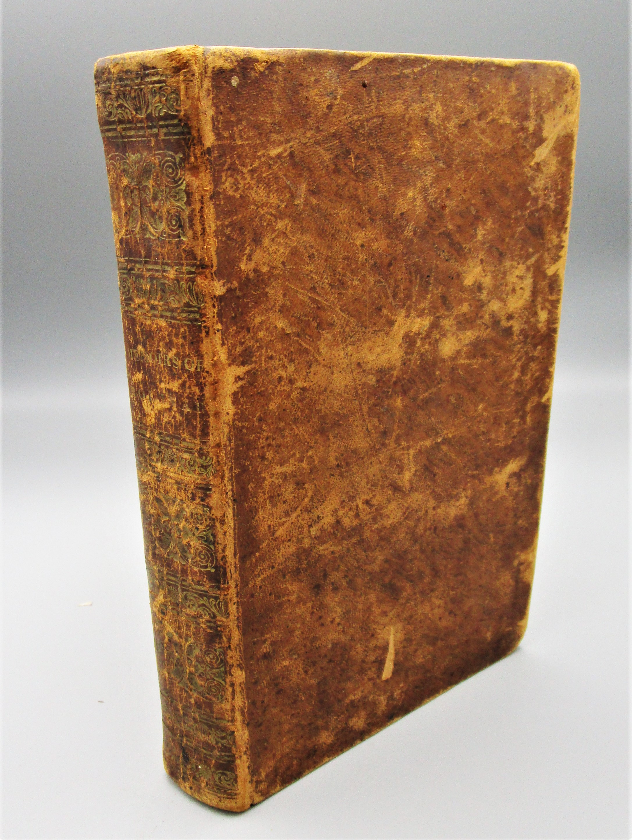 MEMOIRS OF SIMON BOLIVAR, by H. L. V. Ducoudray Holsten - 1829 First Edition