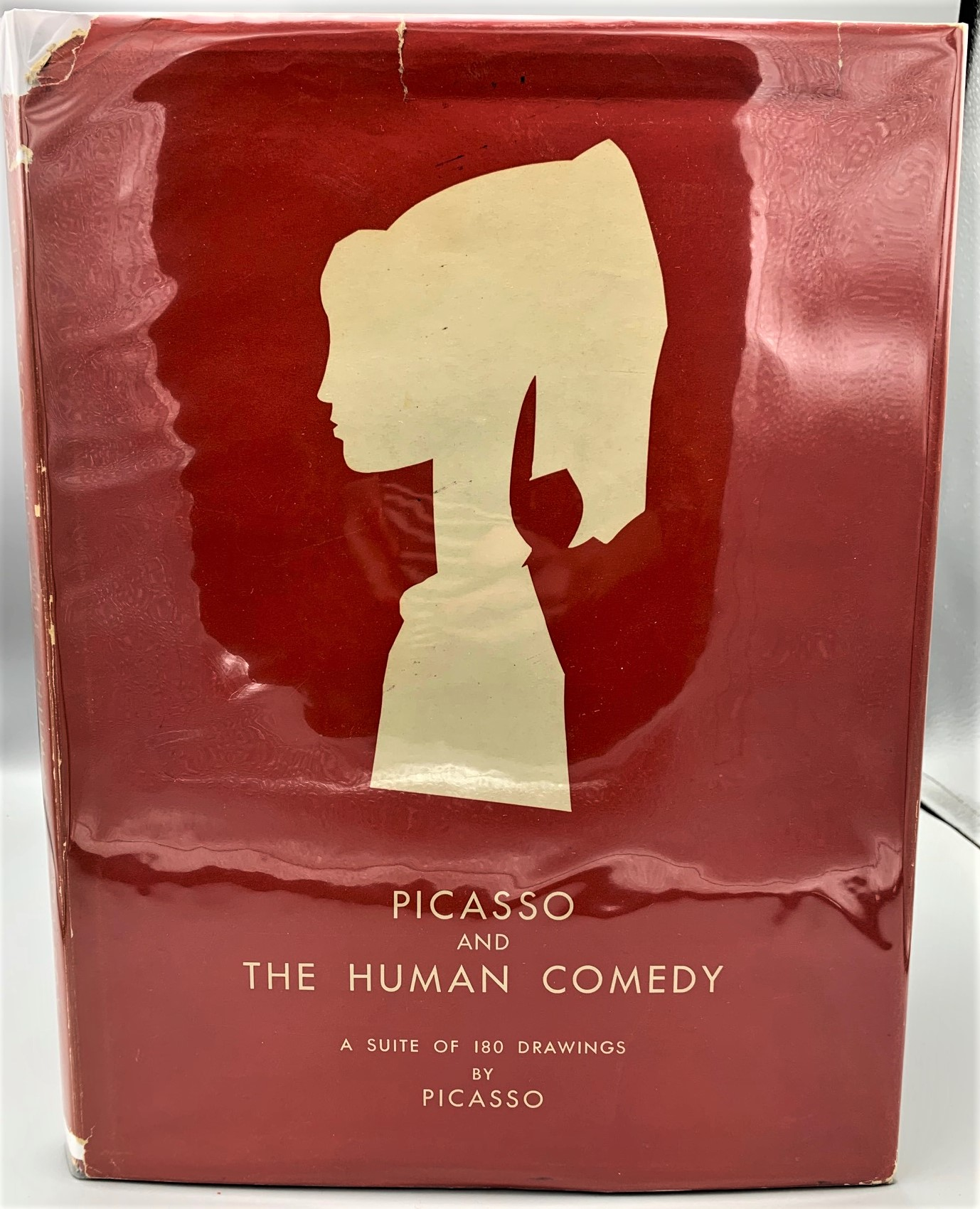 PICASSO AND THE HUMAN COMEDY, by Picasso - 1954