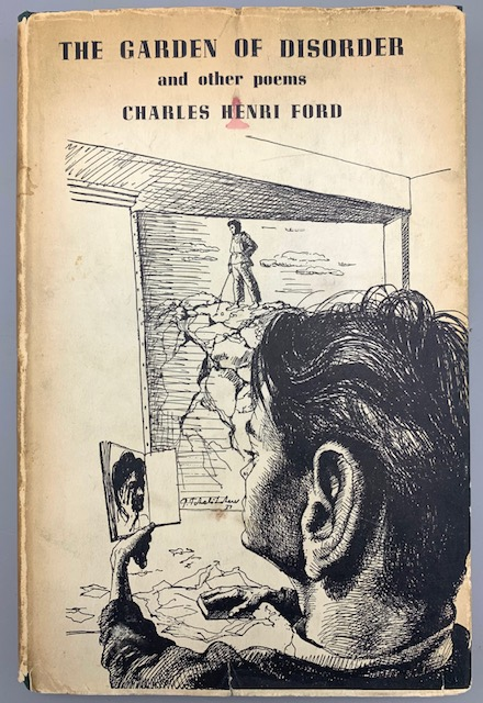 THE GARDEN OF DISORDER AND OTHER POEMS, by Charles Henri Ford - 1938 [1st Edition]