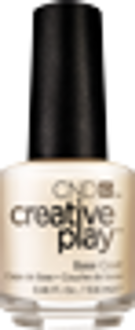 CND Creative Play Nail Polish Base Coat .46 Oz / 13 mL