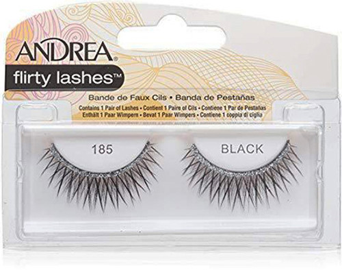 Andrea Flirty Lashes - 185 Black