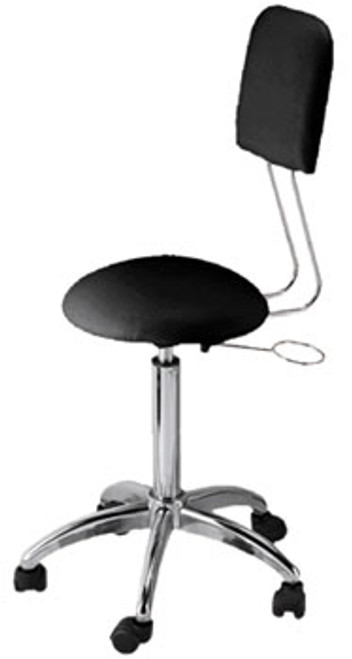 Skin Care Stool - Stainless Steel