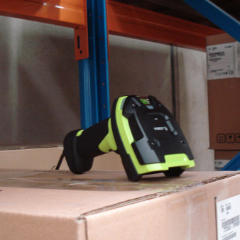 DS3608 Corded Barcode Scanner. Barcode-scanners.com.au