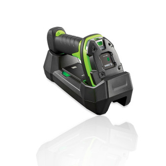 Zebra DS3678-ER Cordless Rugged Scanner with cradle. Barcode-scanners.com.au