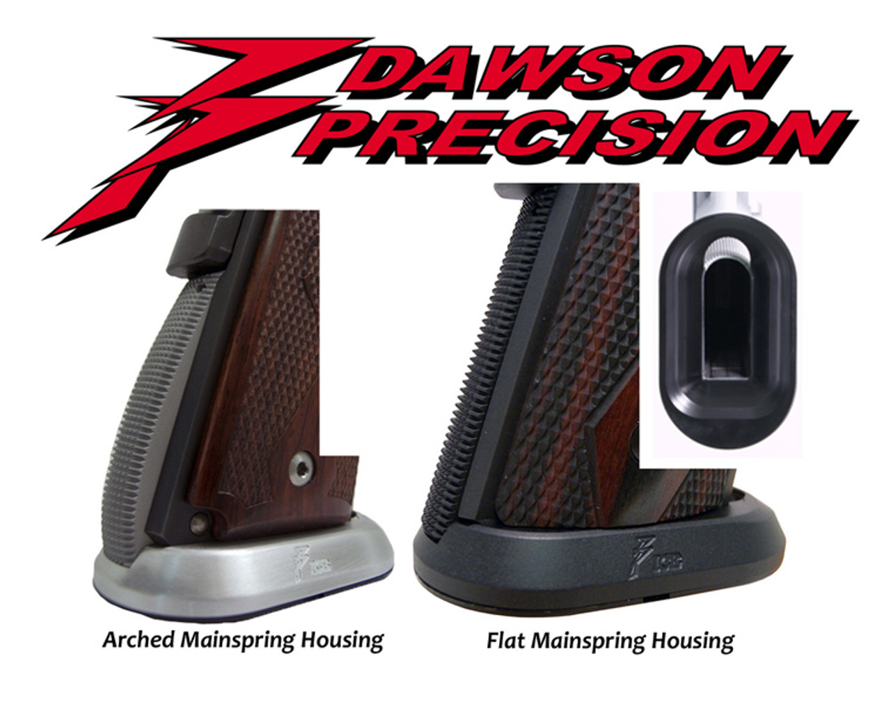 Magwells 1911 Ice® by Dawson Precision