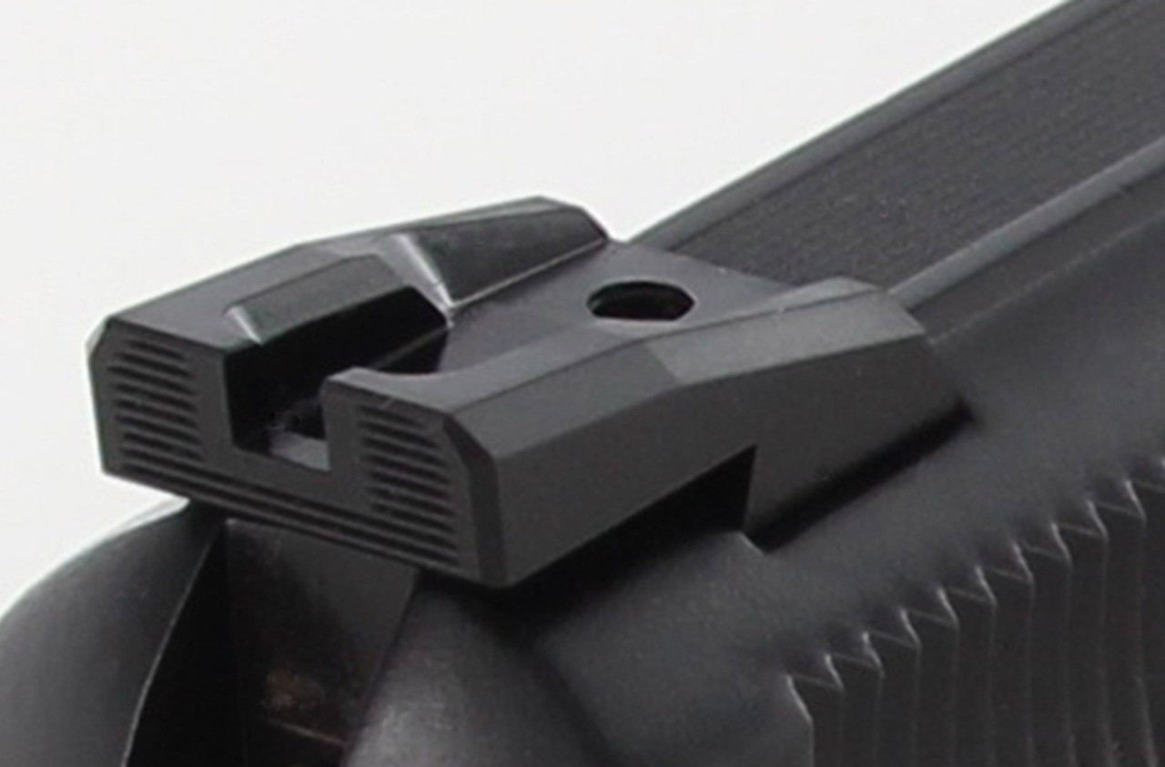 Dawson Precision CZ 75 SP-01 Fixed Competition Black Rear Sights